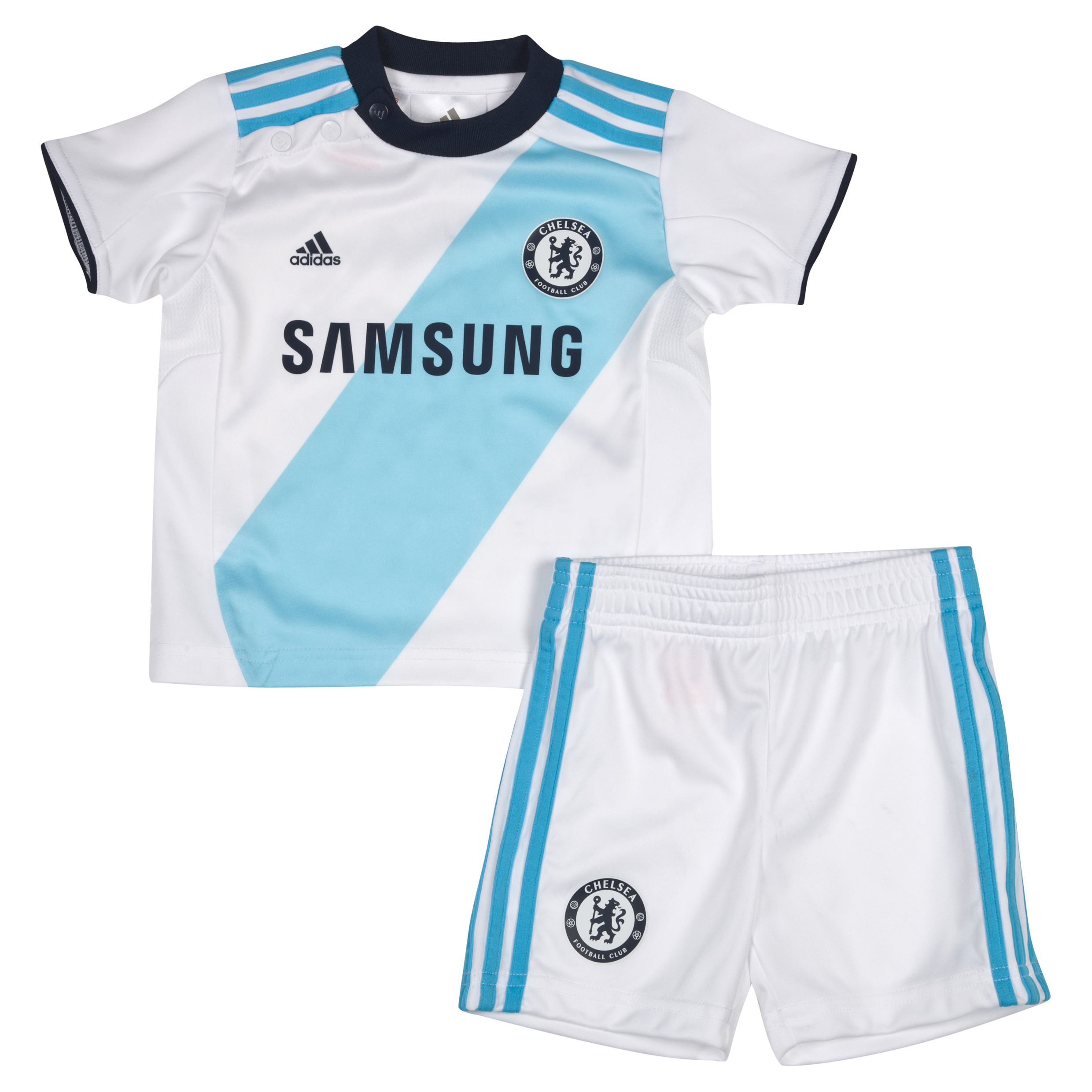 Chelsea Away Baby Kit 2012/13