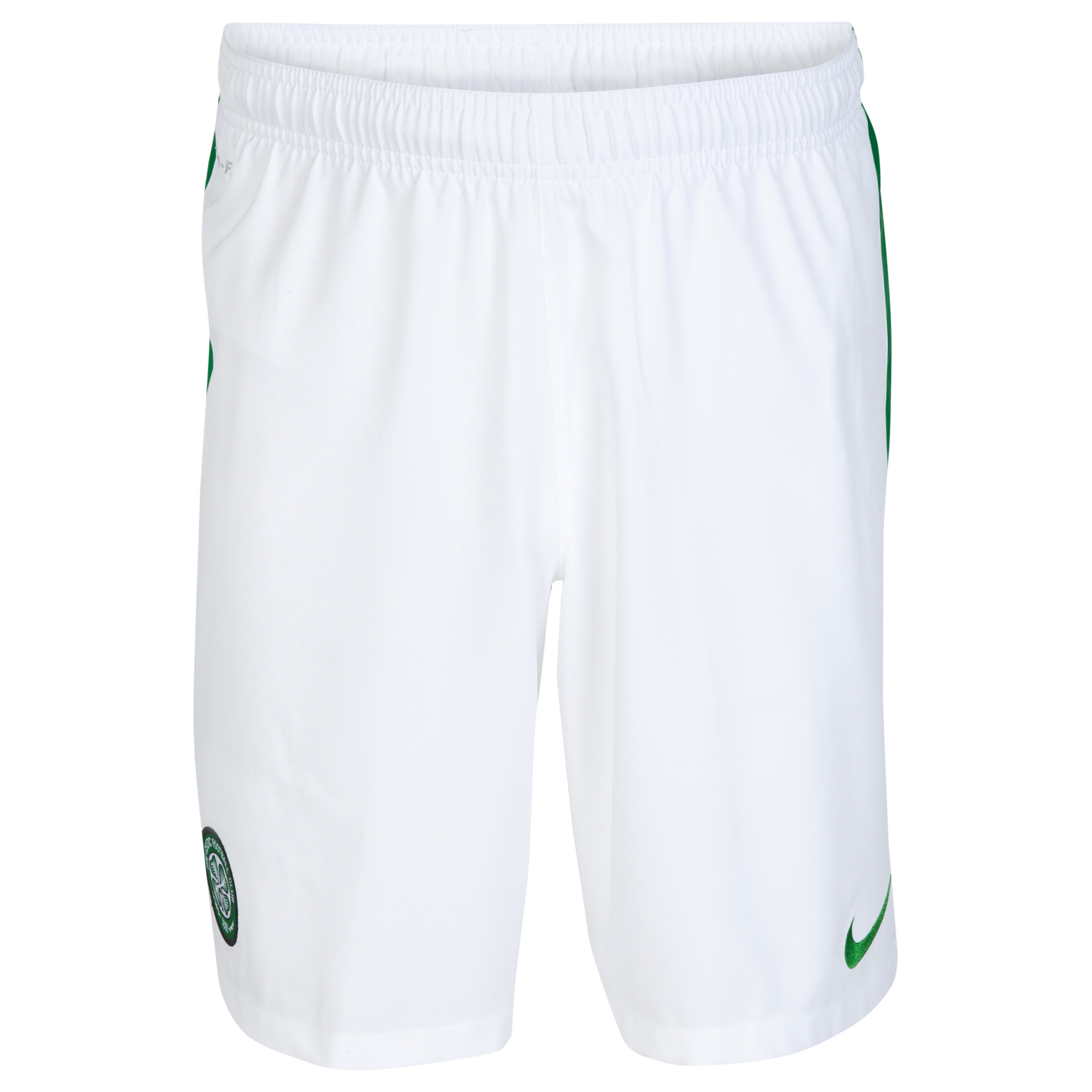 Celtic 3rd Short 2014/15 - Kids White