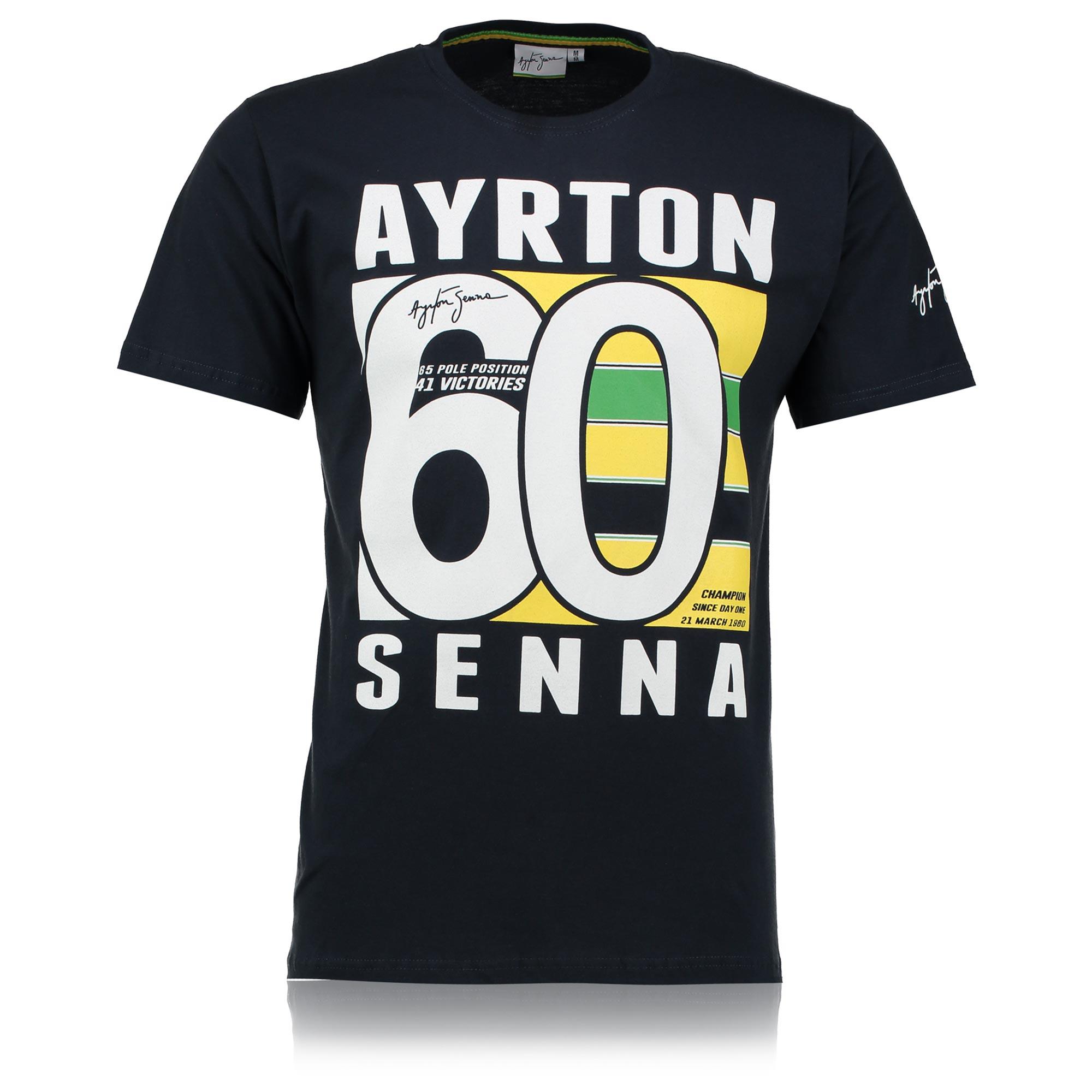 Image of Ayrton Senna Brasil 60 T-Shirt