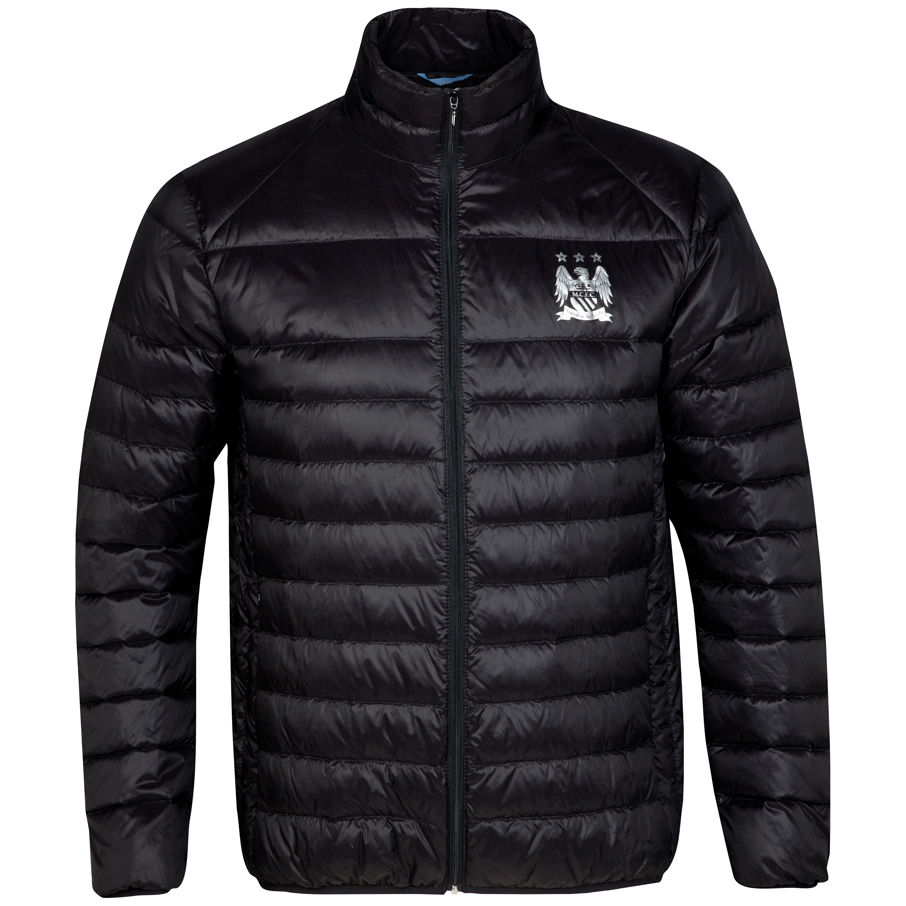 Manchester City Performance Orka Jacket	- Black