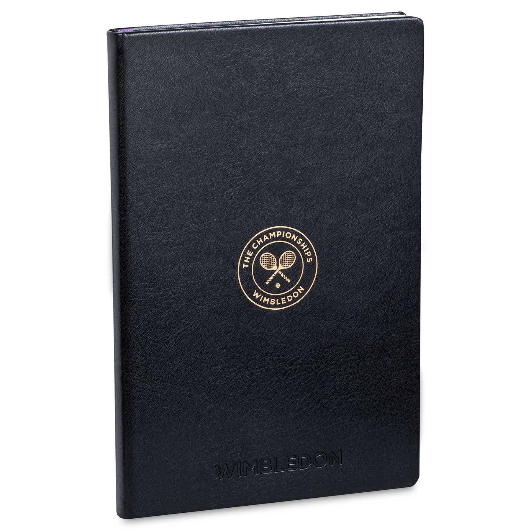 Wimbledon A5 Notepad - Black