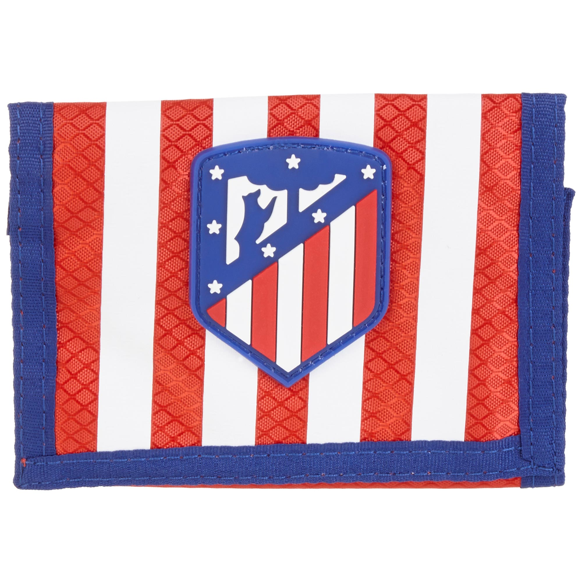 Atlético de Madrid Crest Wallet - 125 x 95mm