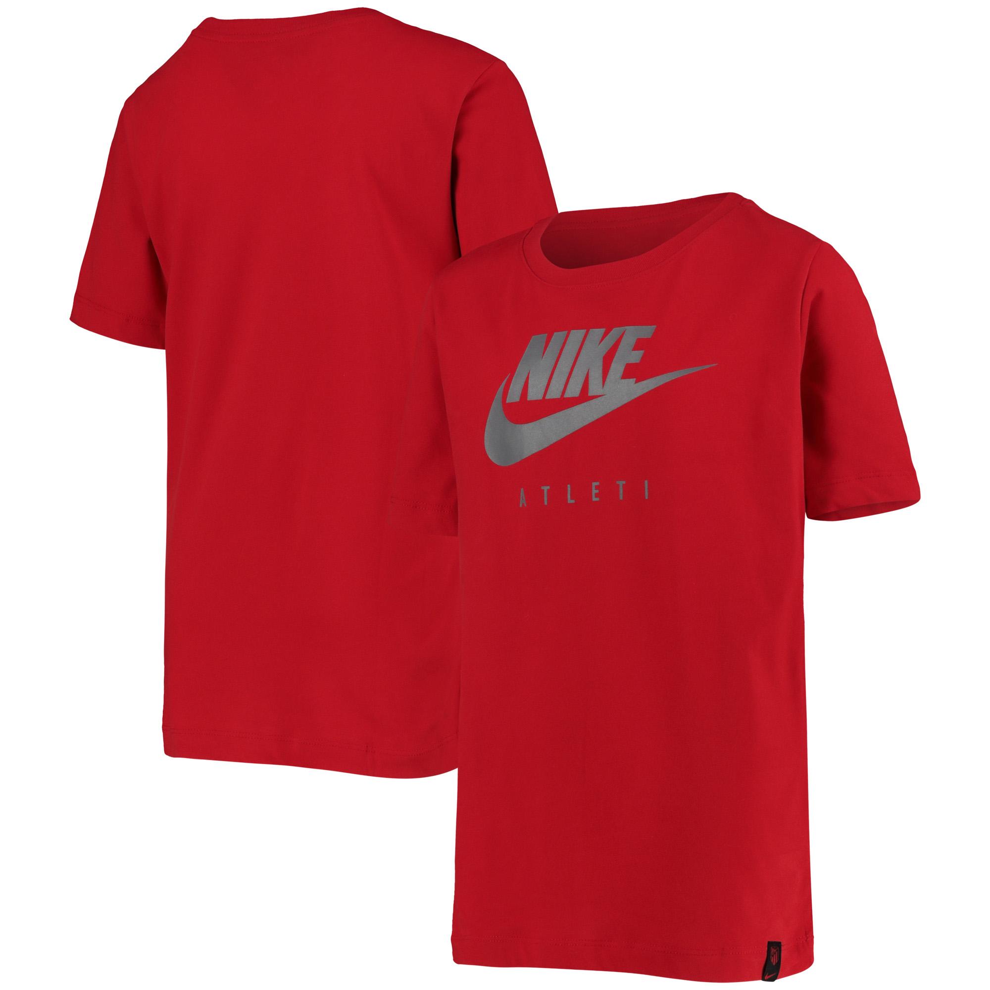 Nike / Camiseta Dry Training Ground del Atlético de Madrid para niño