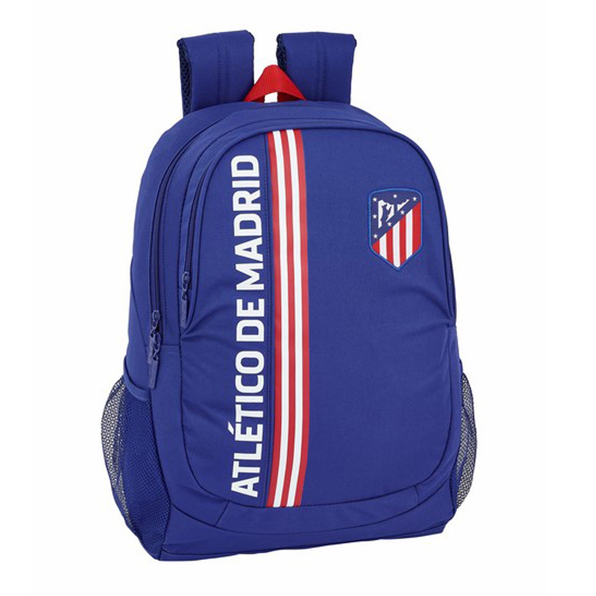 Club Branded / Mochila del Atlético de Madrid – Azul marino