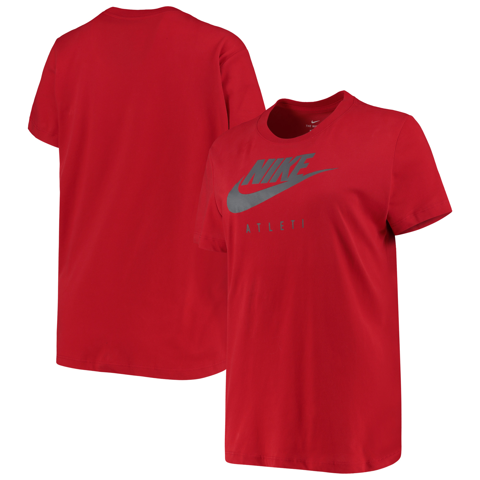 Camiseta Dry Training Ground del Atlético de Madrid para mujer
