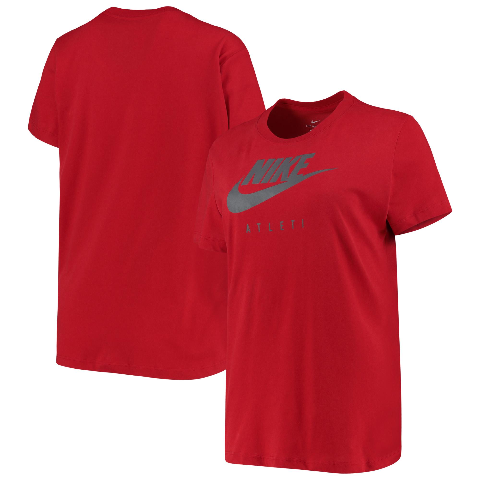 Nike / Camiseta Dry Training Ground del Atlético de Madrid para mujer