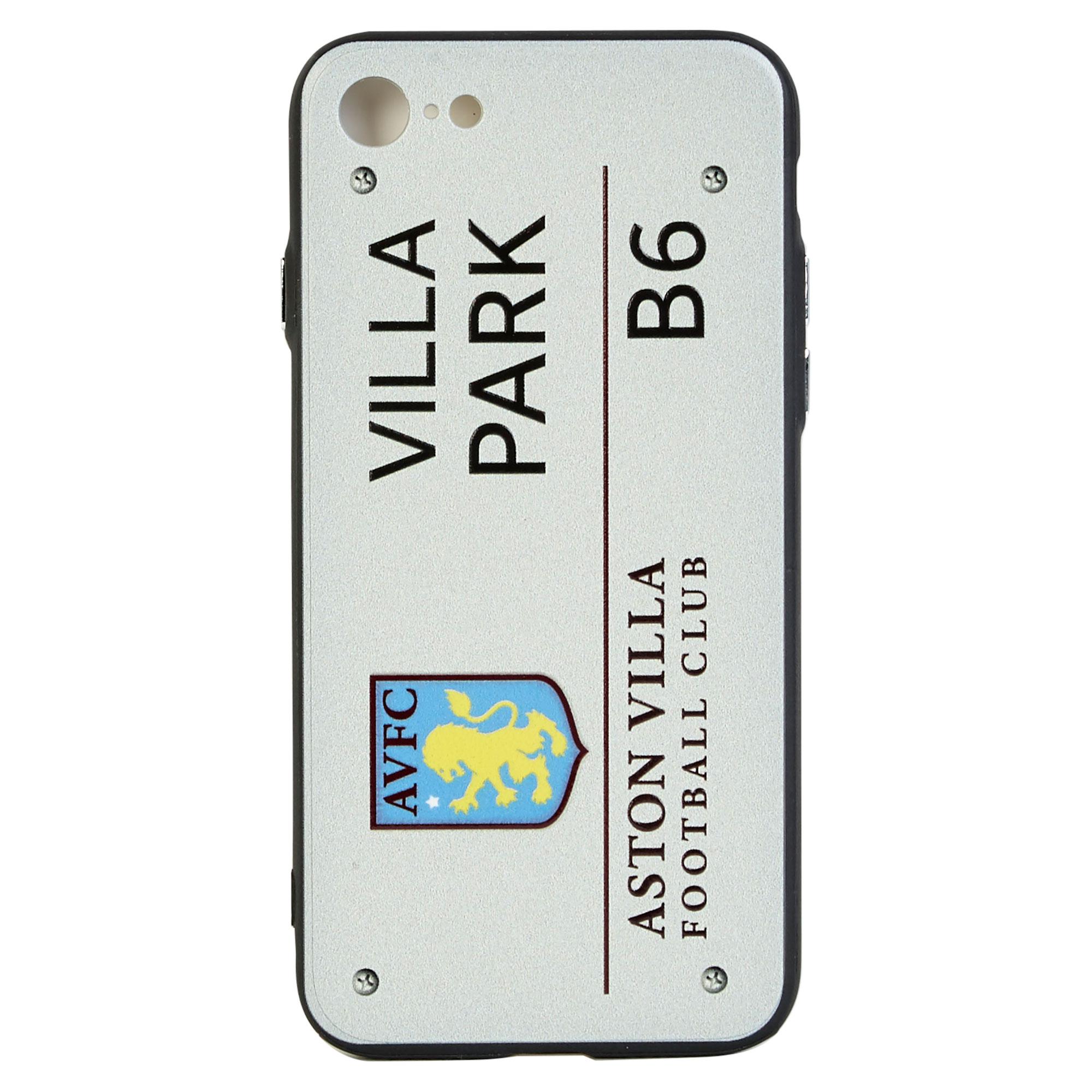 aston villa iphone 7 case