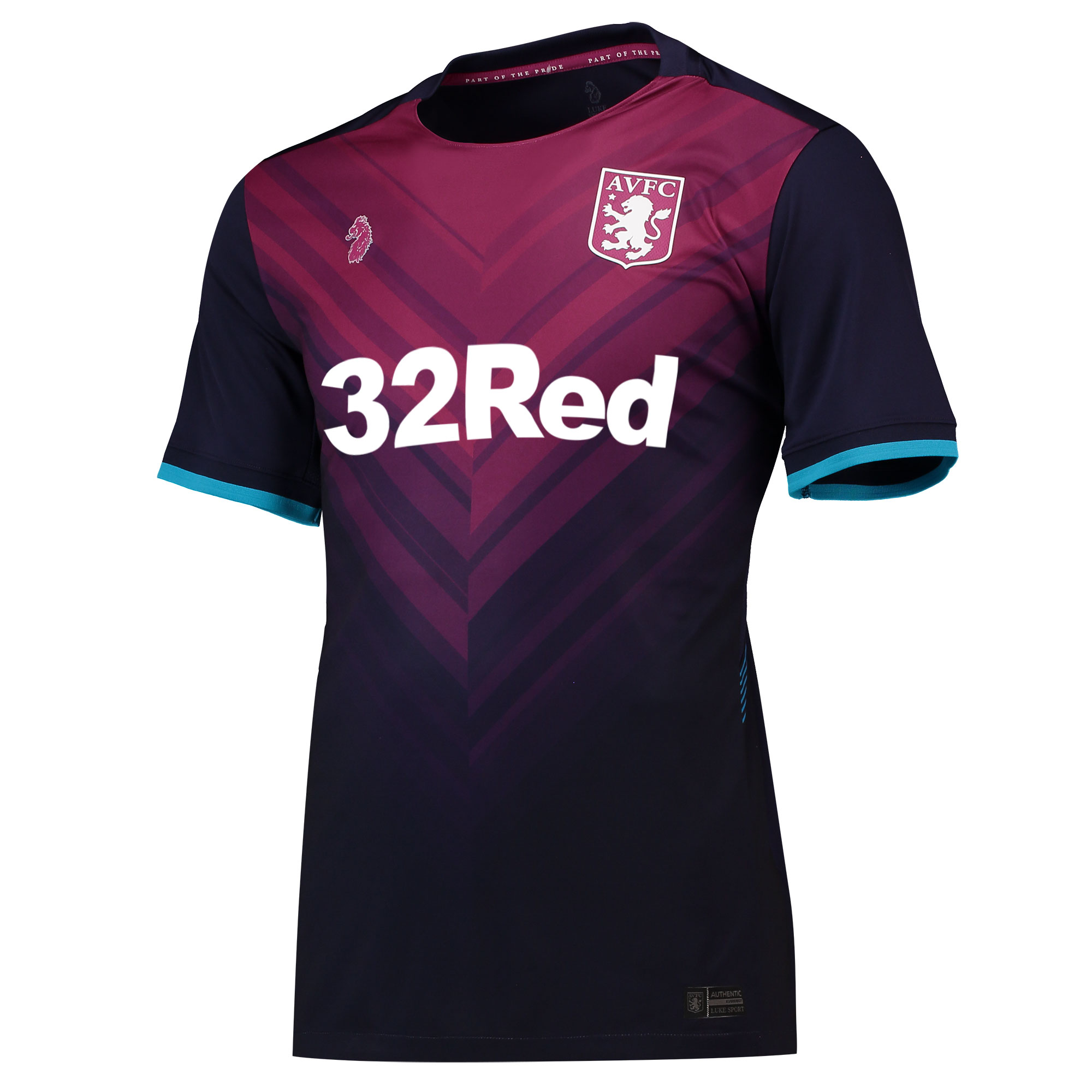 Aston Villa Third Shirt 2018-19