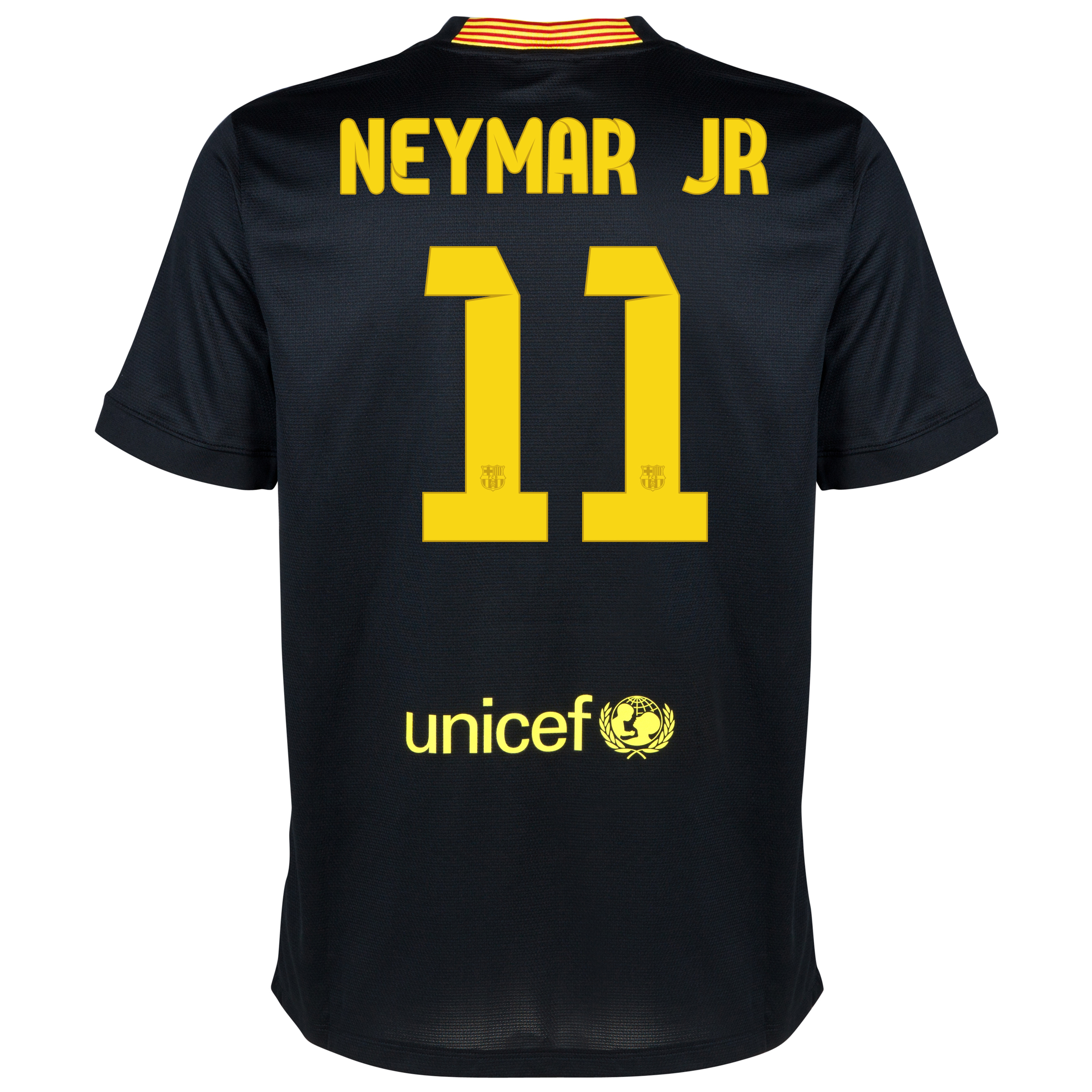 Barcelona Third Shirt 2013/14 with Neymar Jr 11 printing