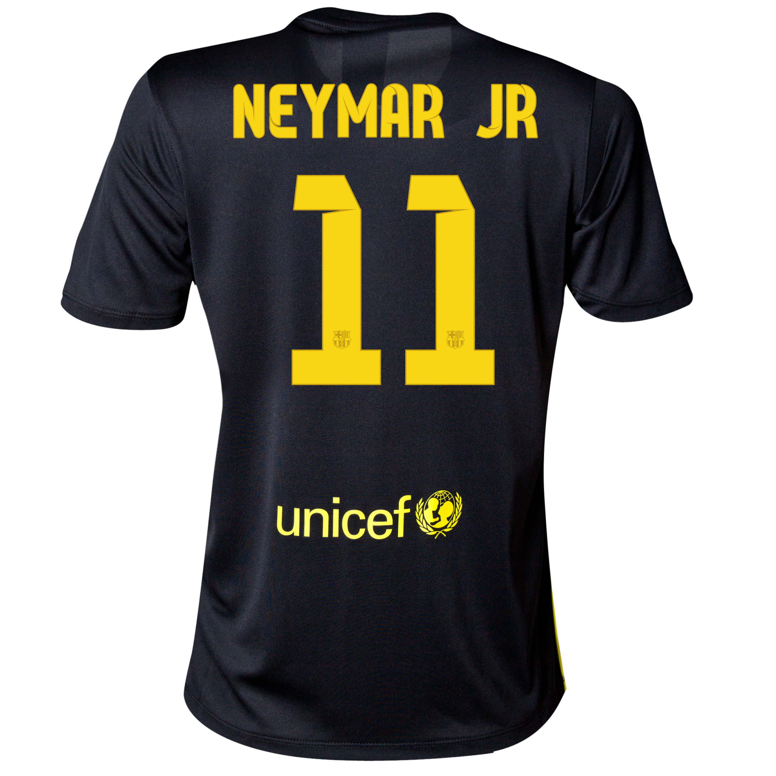 Barcelona Third Shirt 2013/14 - Womens with Neymar Jr 11 printing