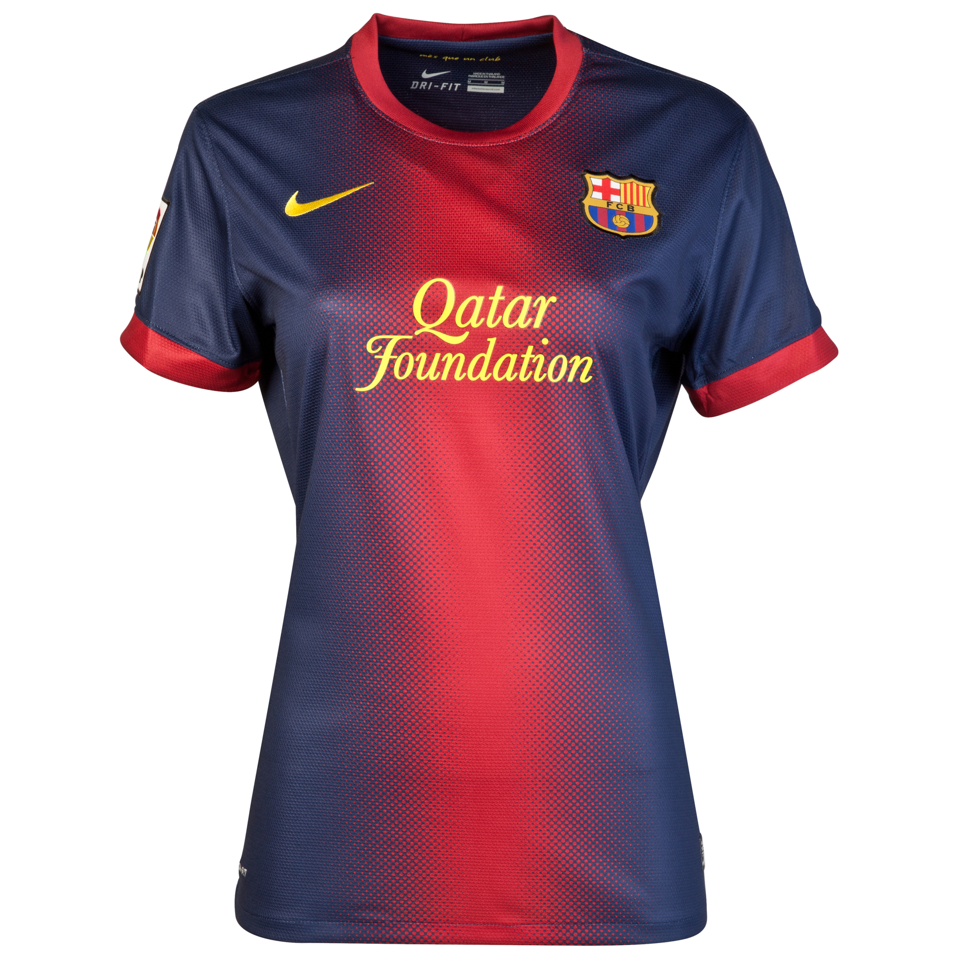 Barcelona Home Shirt 2012/13 Womens