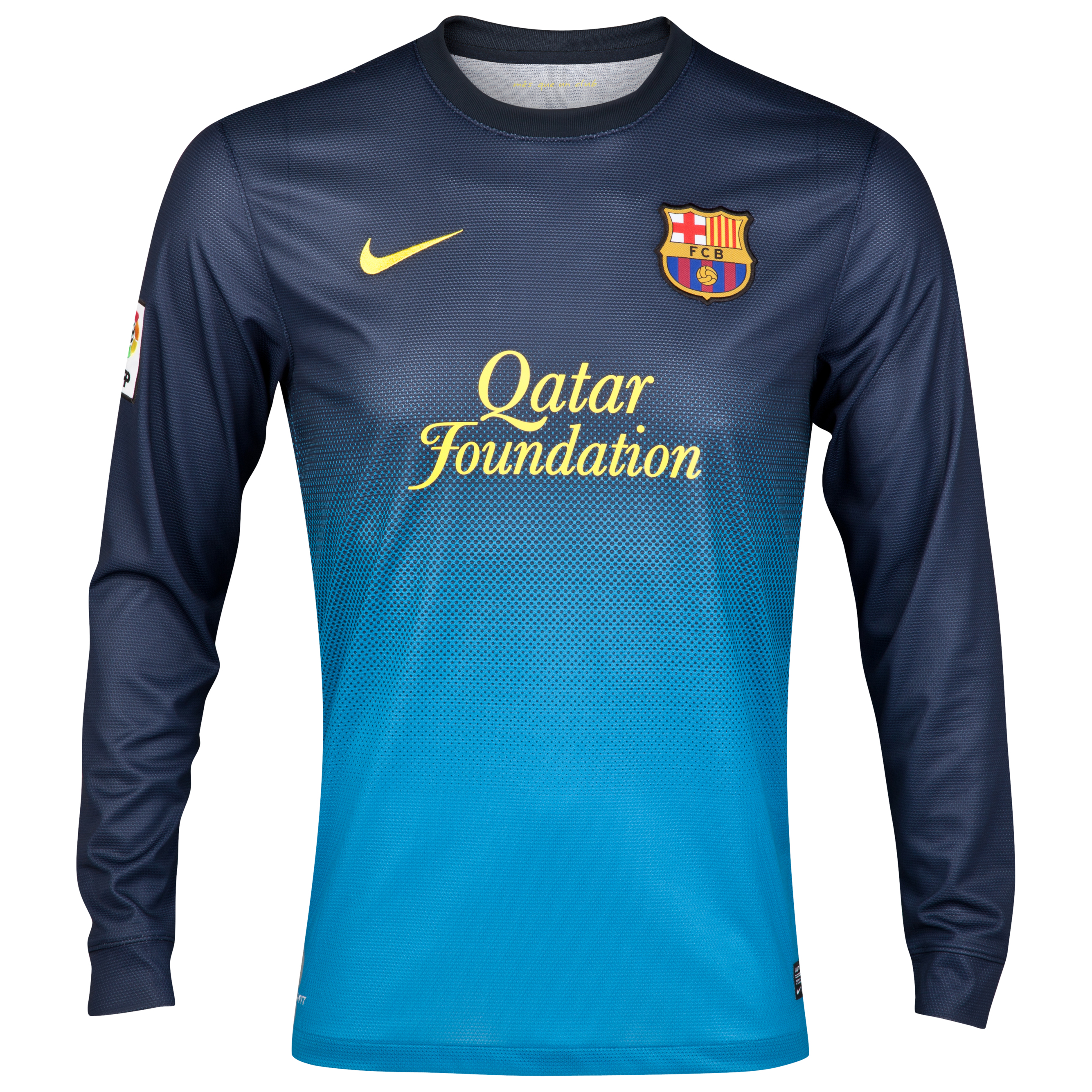 Barcelona Home Goalkeeper Shirt 2012/13