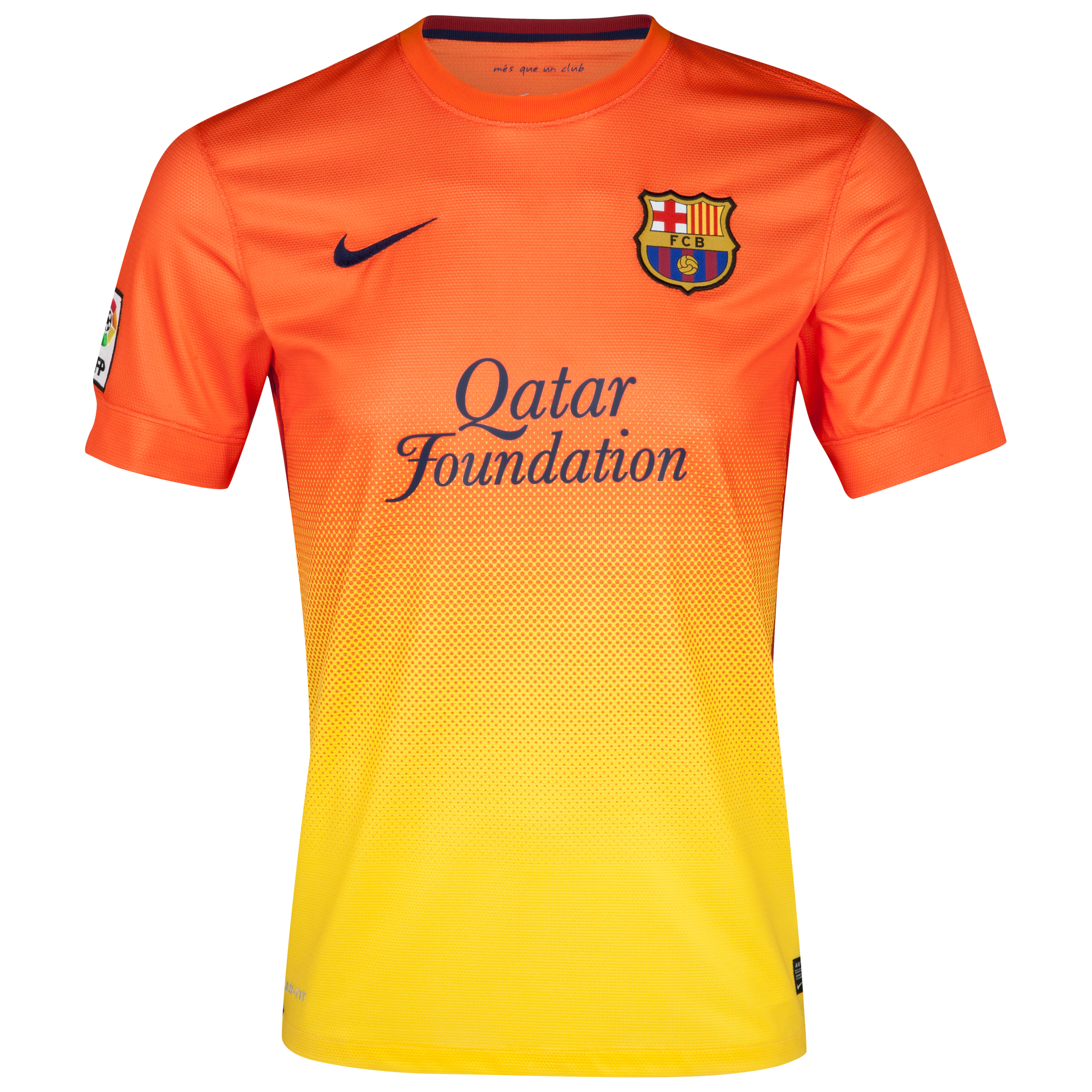 Barcelona Away Shirt 2012/13