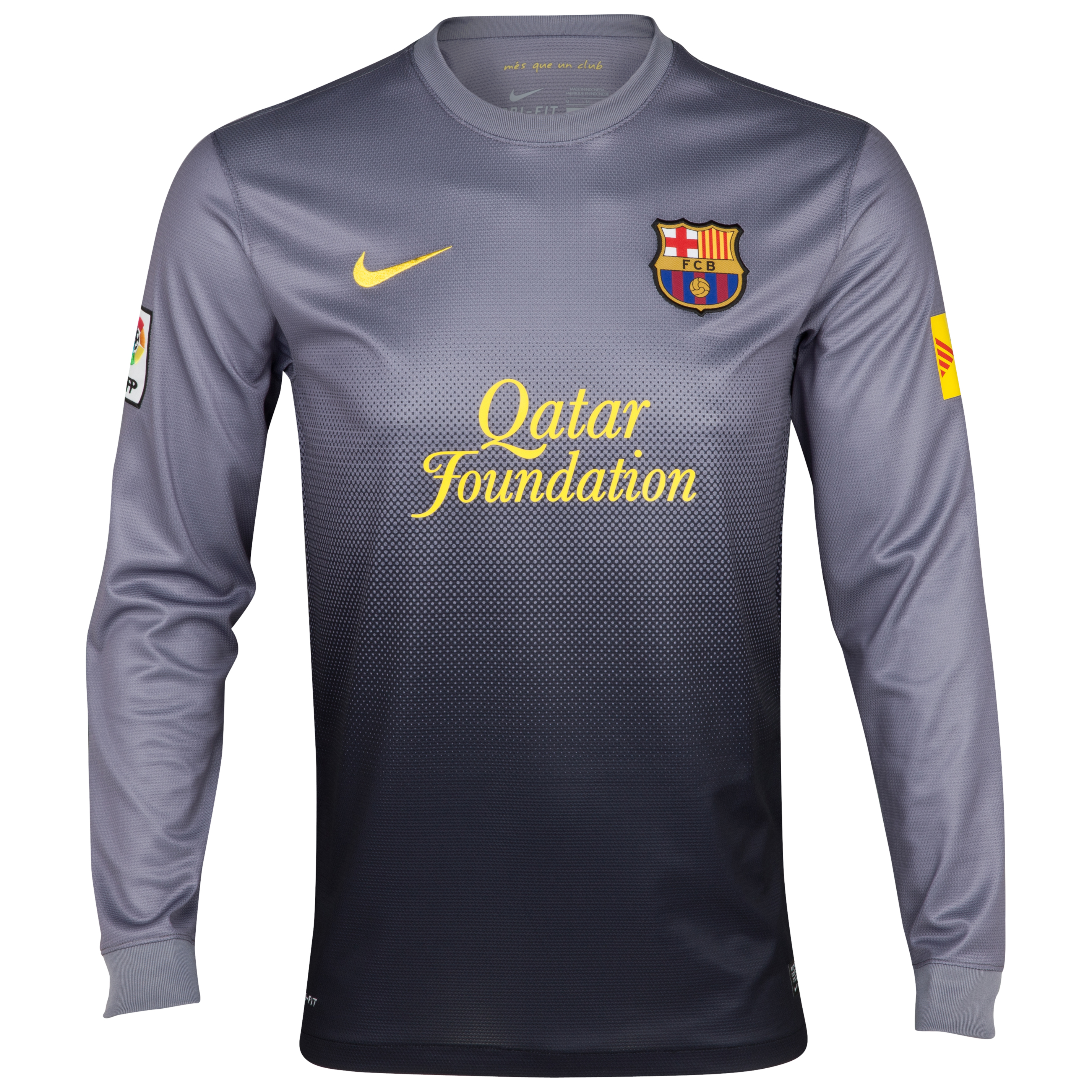 Barcelona Away Goalkeeper Shirt  2012/13
