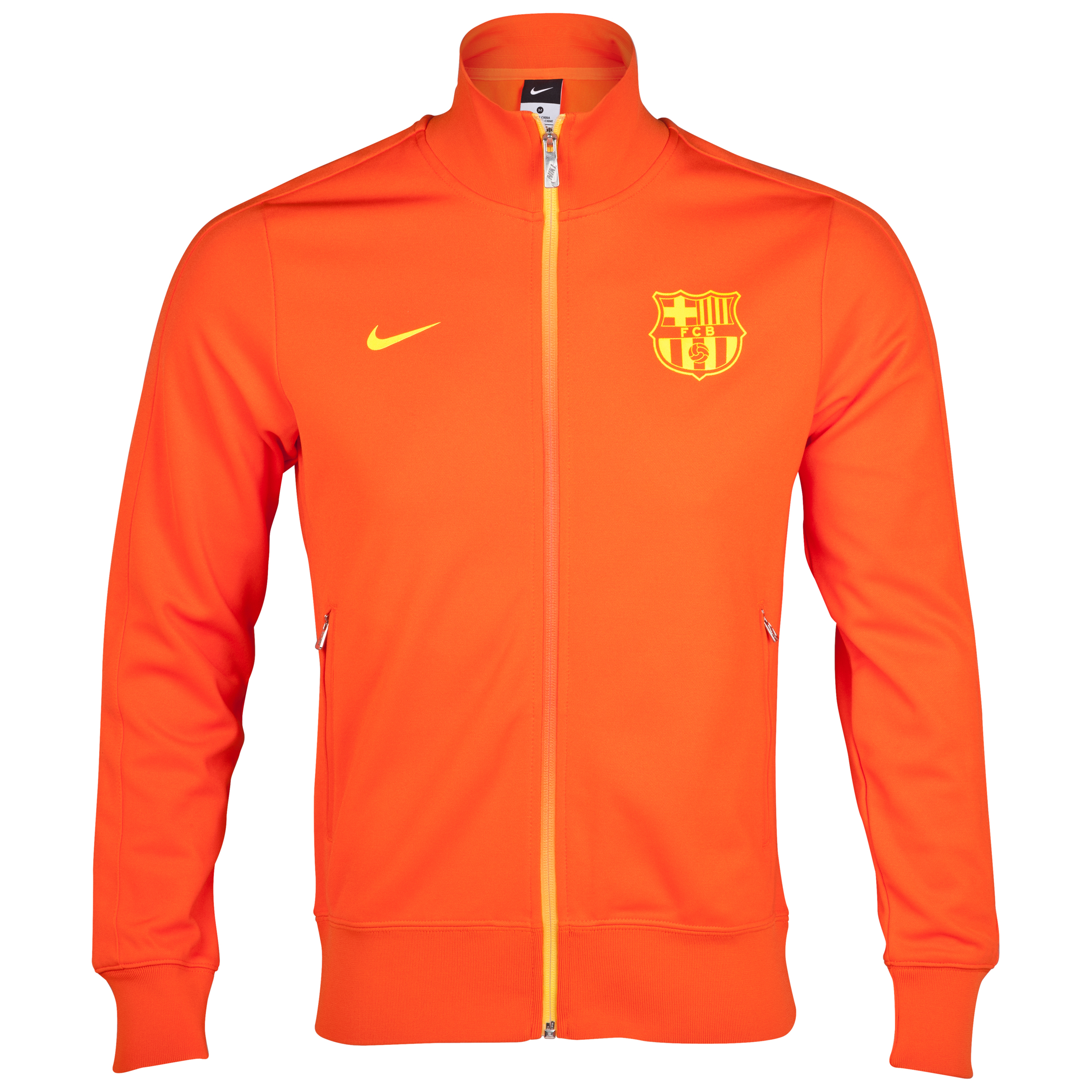 Barcelona Authentic N98 Jacket - Safety Orange/Tour Yellow/Tour Yellow