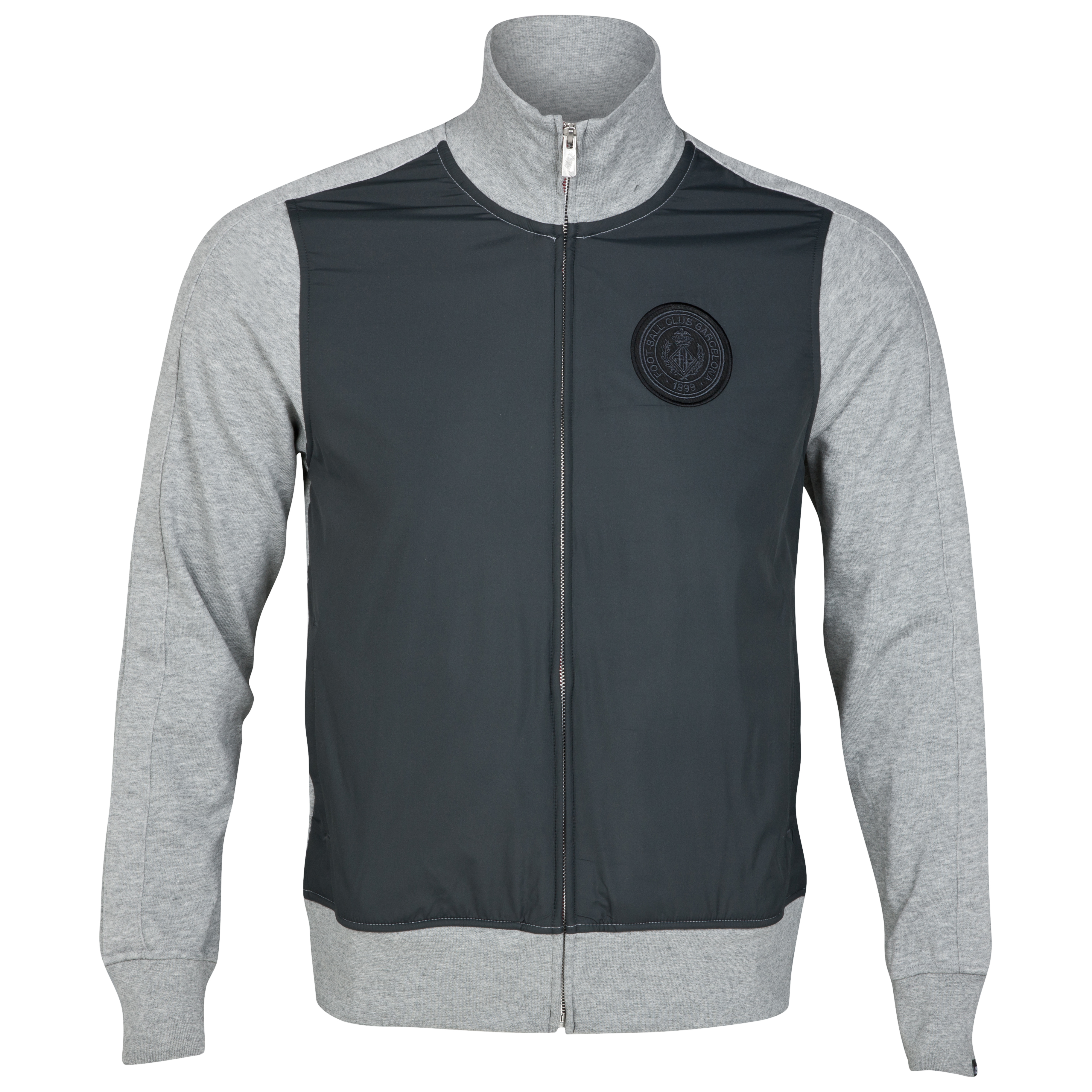 Barcelona NSW N98 Track Jacket - Dark Grey Heather/Anthracite