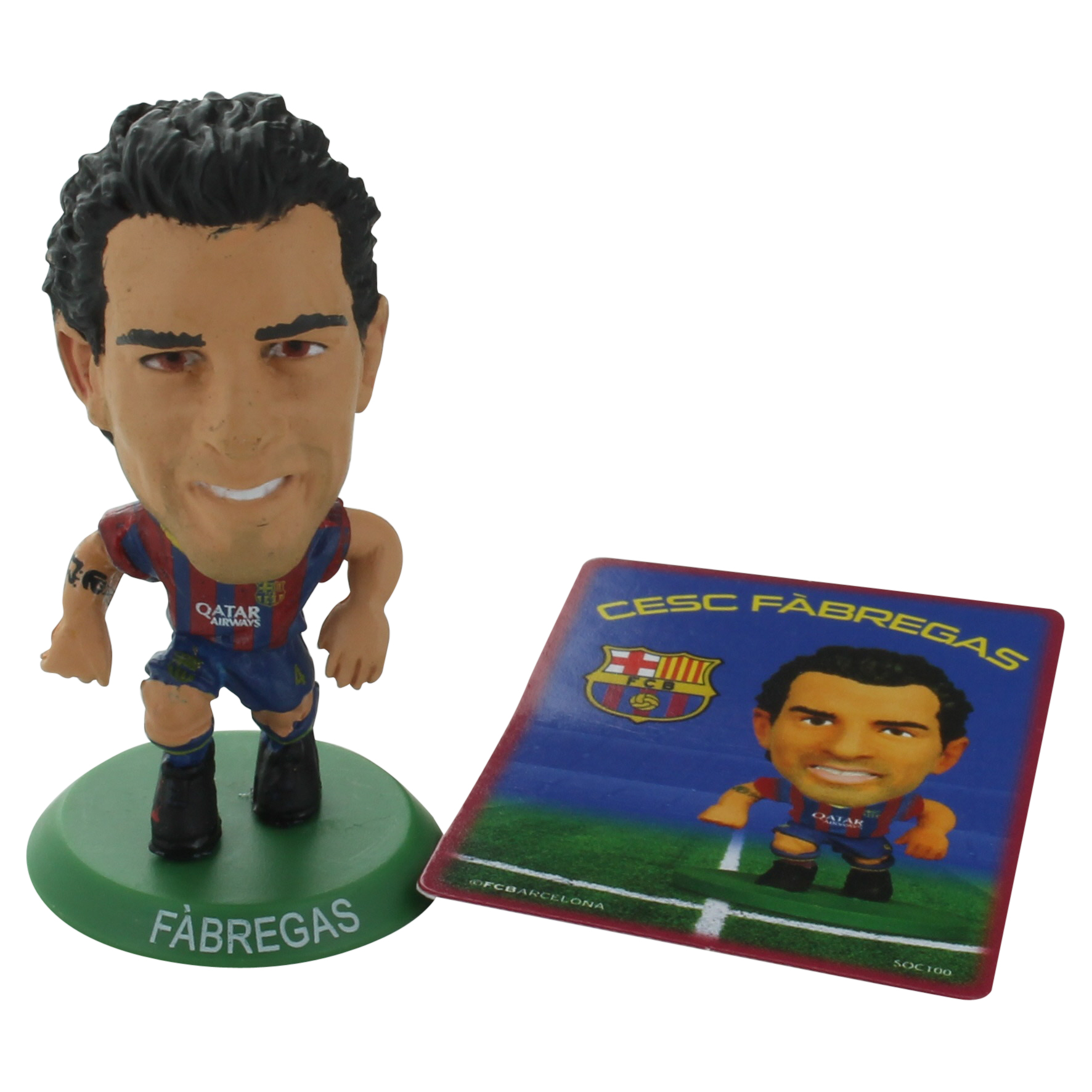 Barcelona Cesc Fabregas Home SoccerStarz