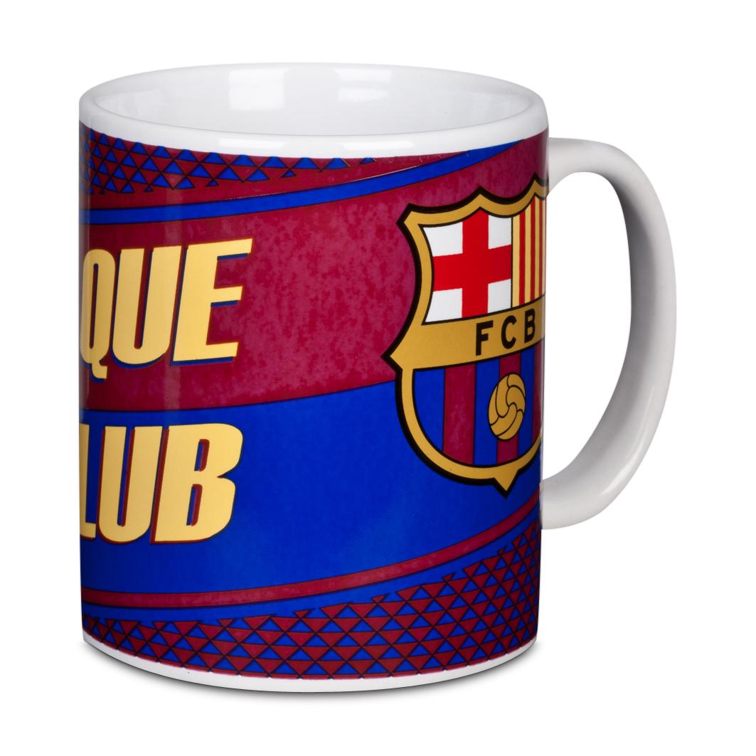 Barcelona Mes Que Un Club Mug