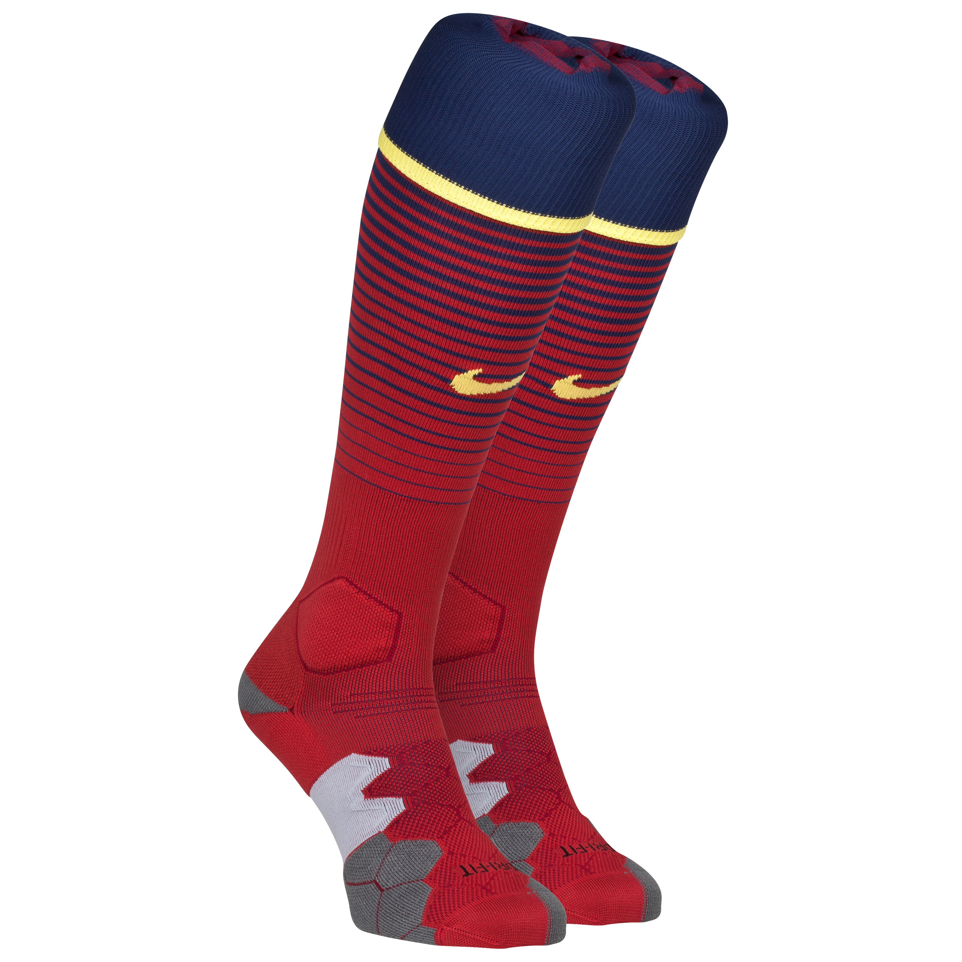 Barcelona Home Socks 2013/14
