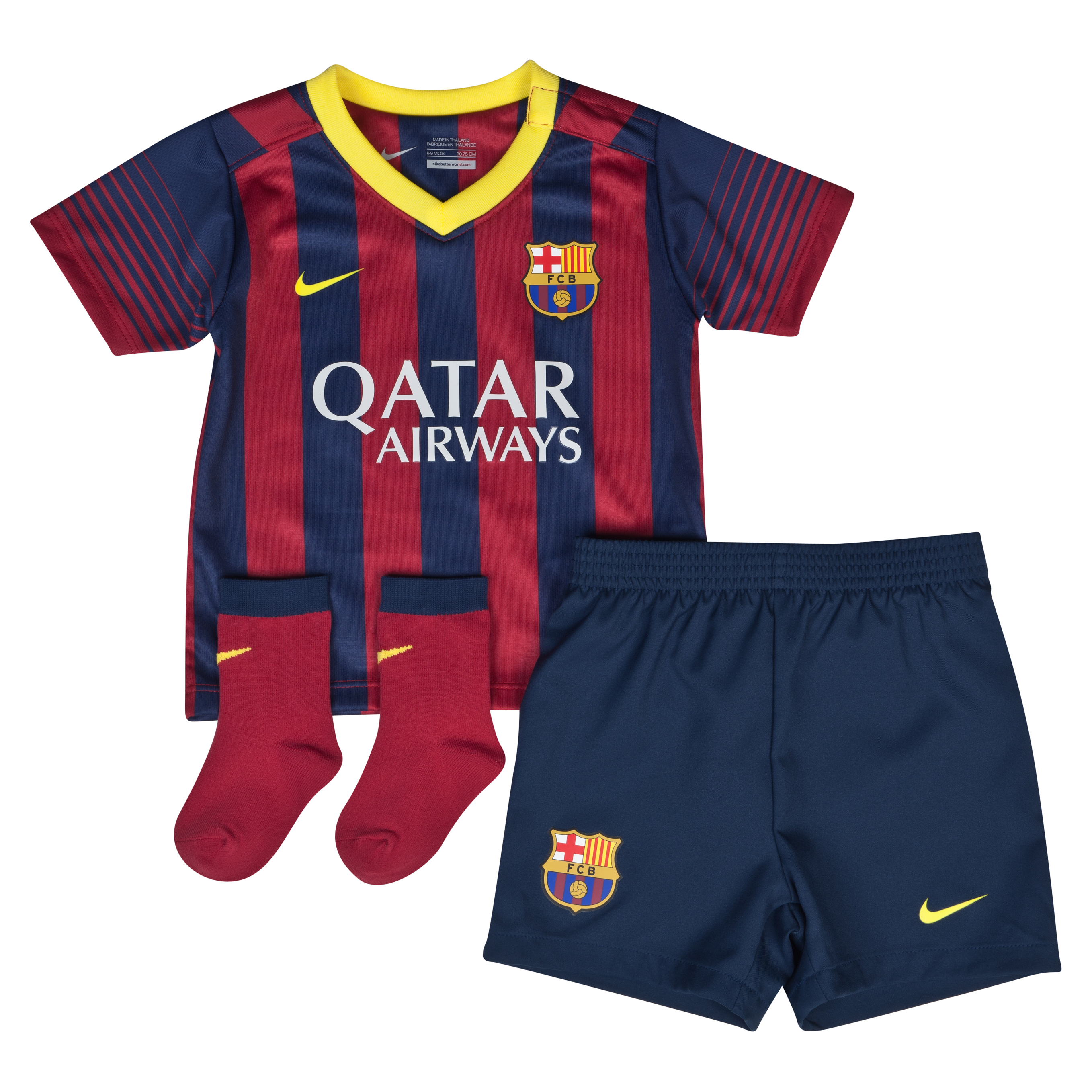 Barcelona Home Kit 2013/14 Infants