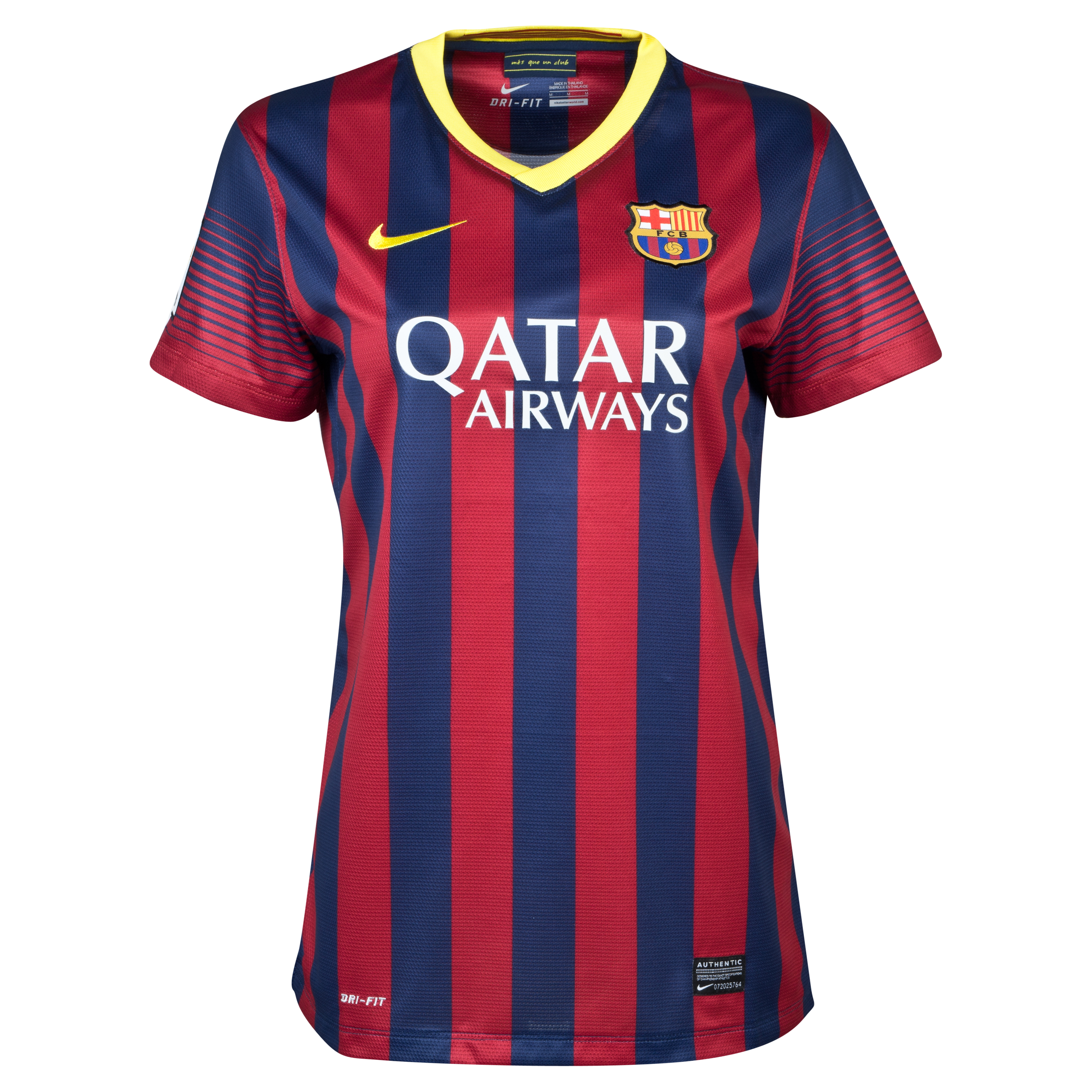 Barcelona Home Shirt 2013/14 - Womens