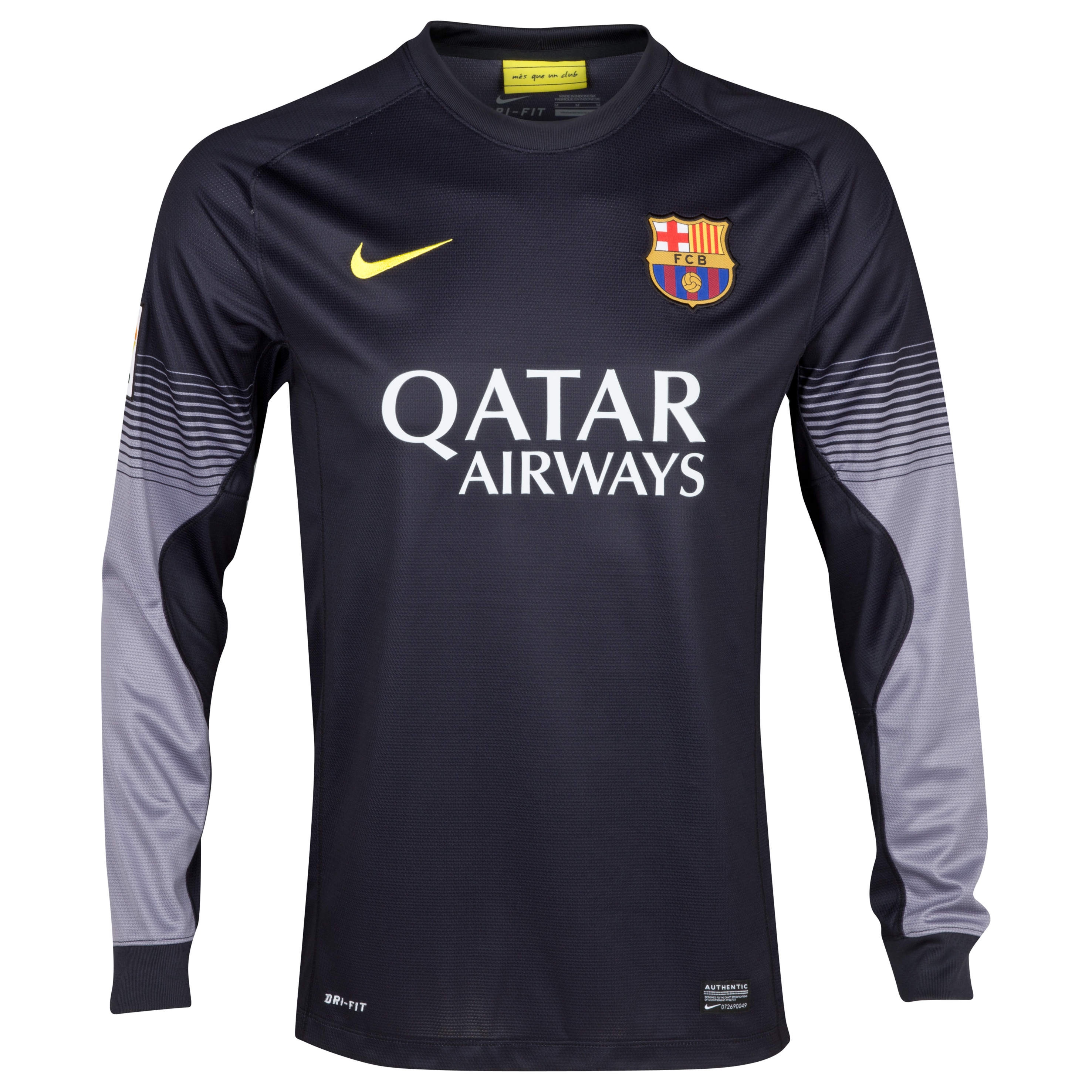 Barcelona Home Goalkeeper Shirt 2013/14