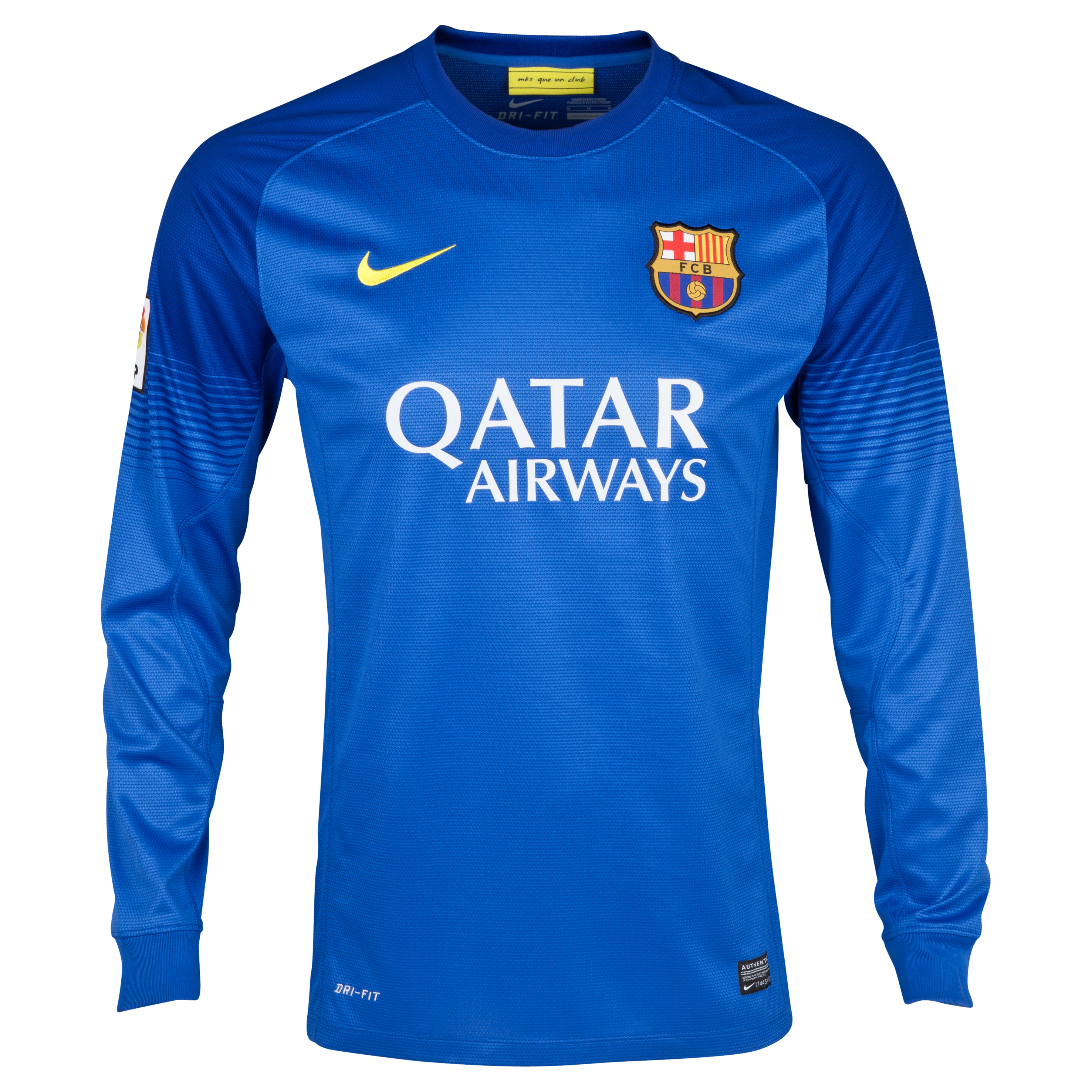 Buy Barcelona Away Goalkeeper Kit 2013/14