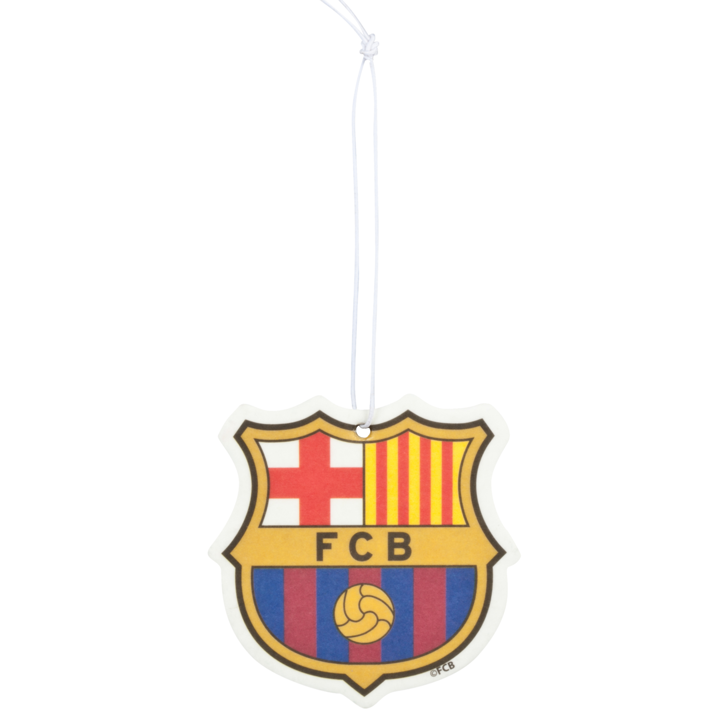 Barcelona Car Air Freshener