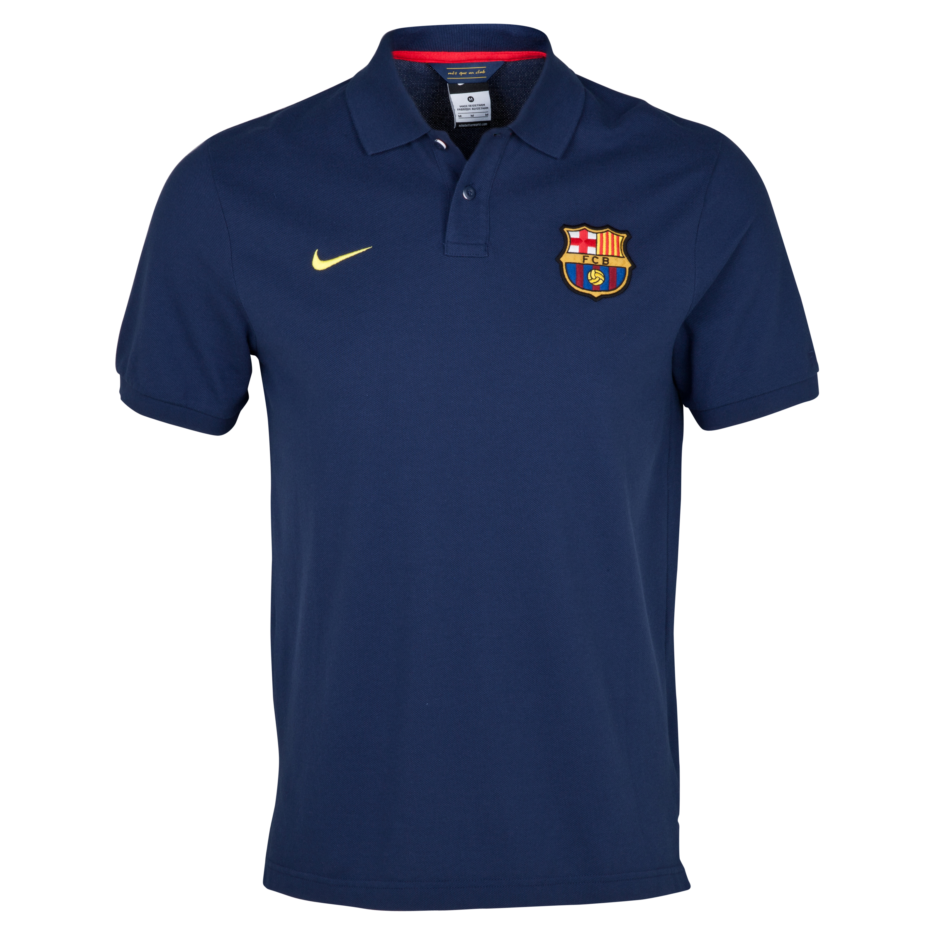 Barcelona Authentic Grand Slam Polo Navy