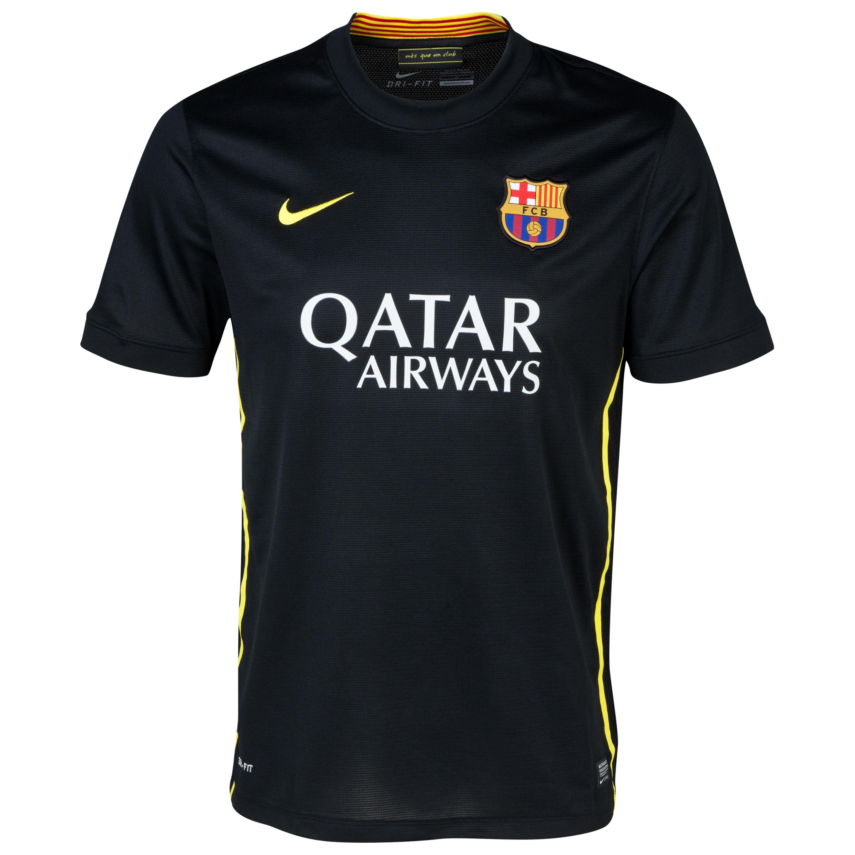 Barcelona Third Shirt 2013/14