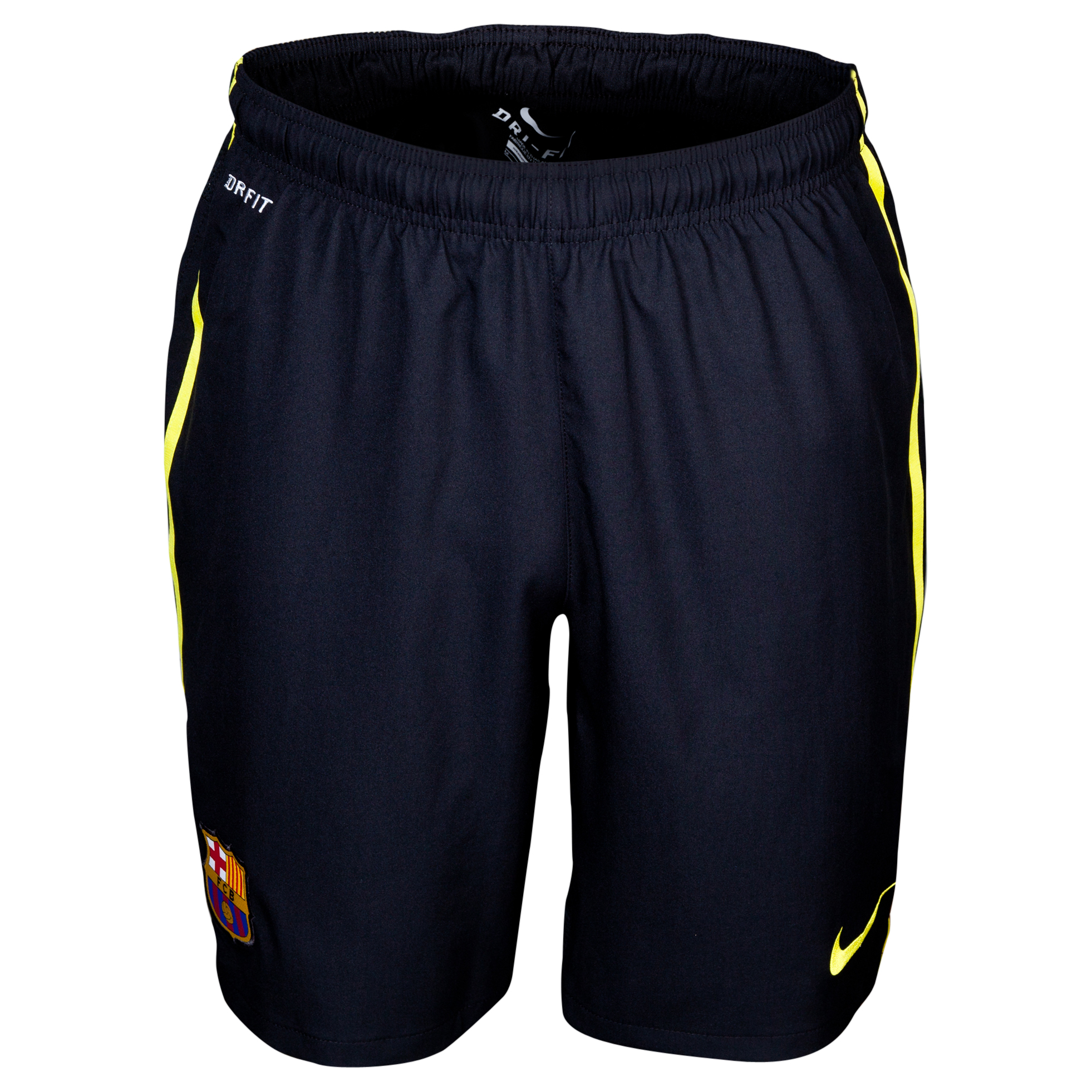 Barcelona Third Shorts 2013/14