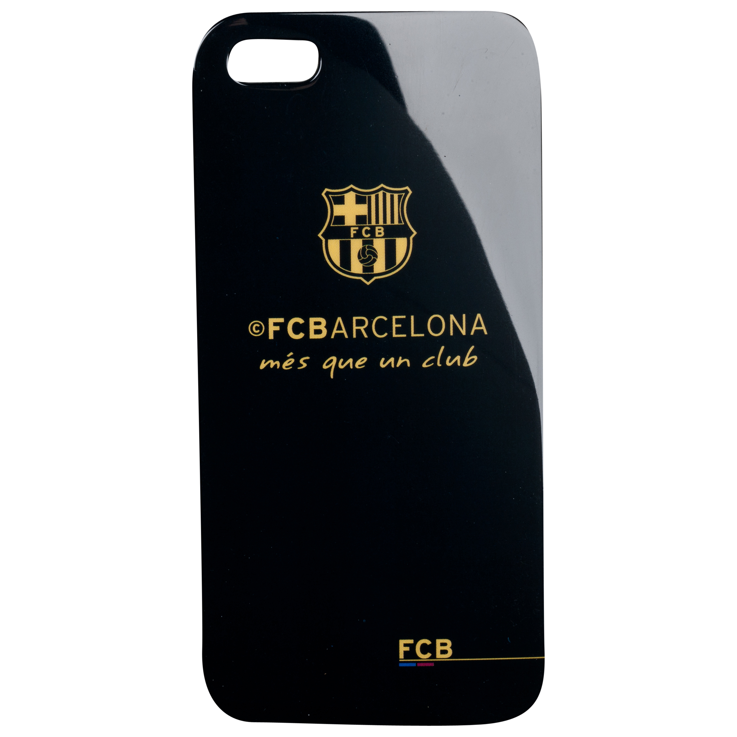 Barcelona Iphone 5 Hard Case Black