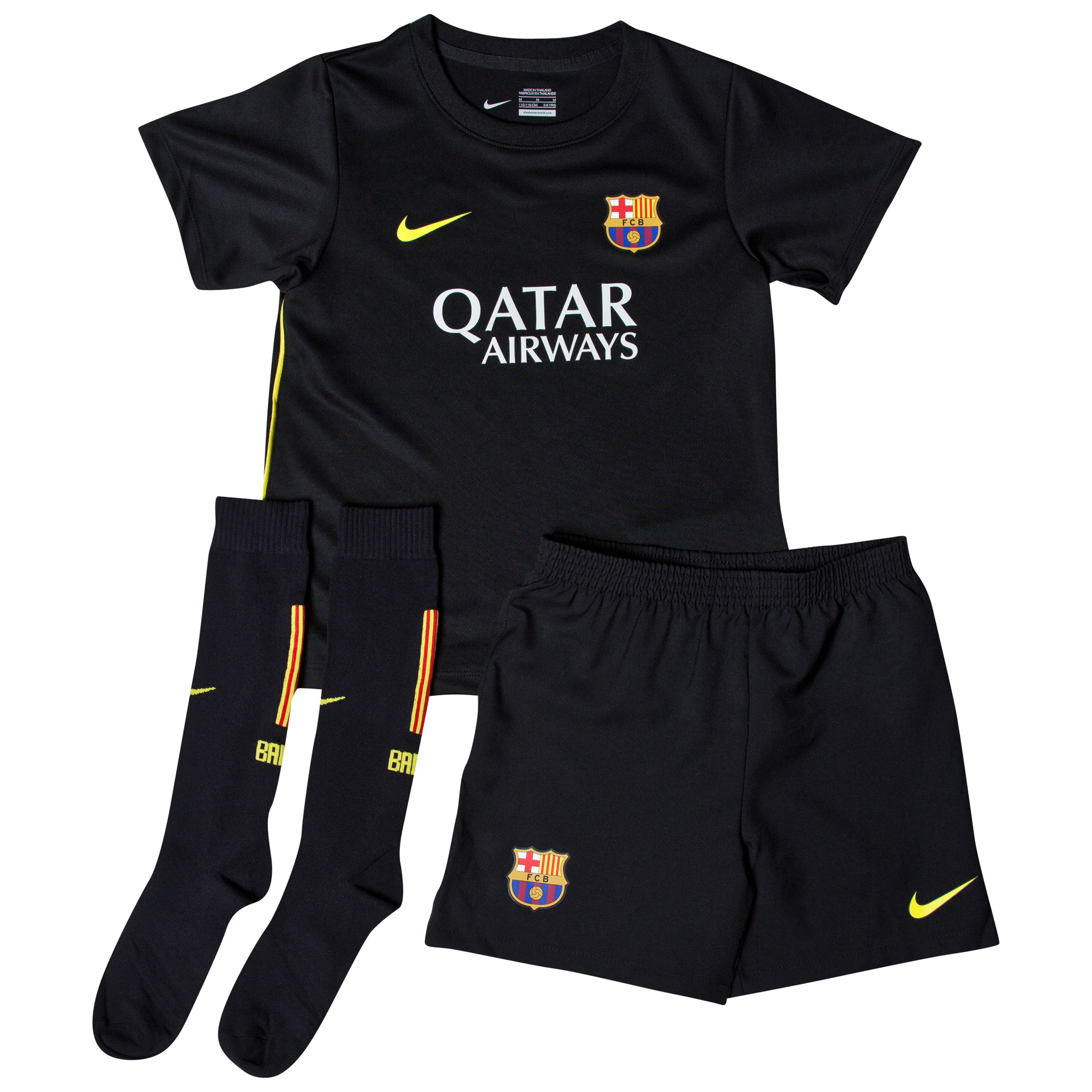 Barcelona Third Kit 2013/14 - Little Boys