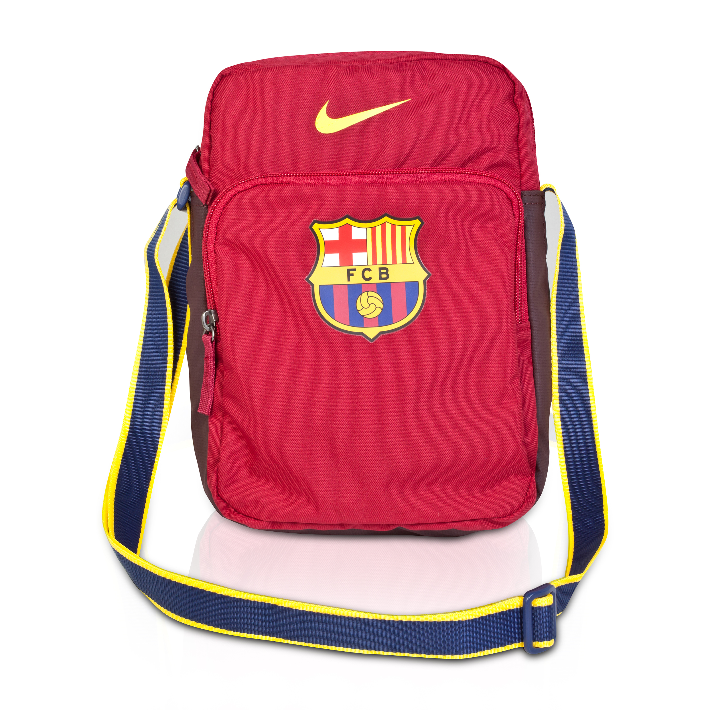 Barcelona Allegiance Small Items Bag Red