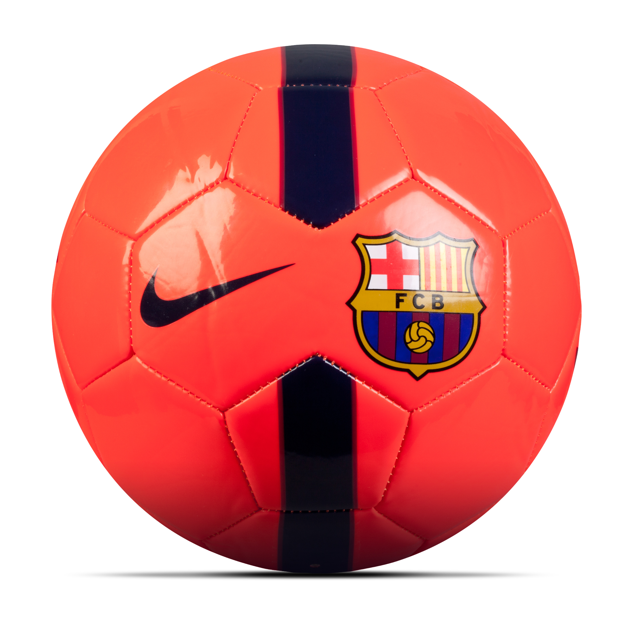 Barcelona Supporters Football Red