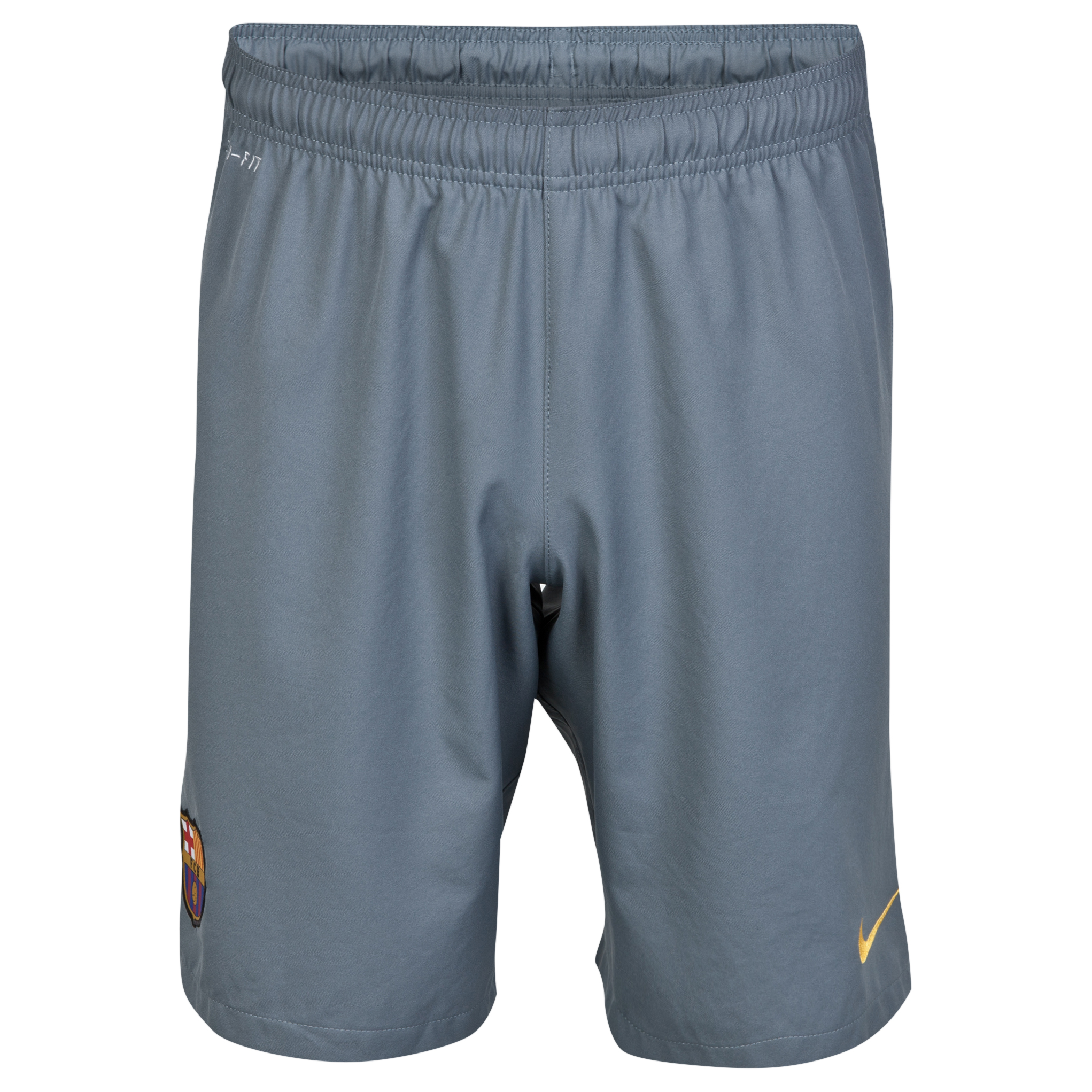 Barcelona Goalkeeper Shorts 2014/15 Grey