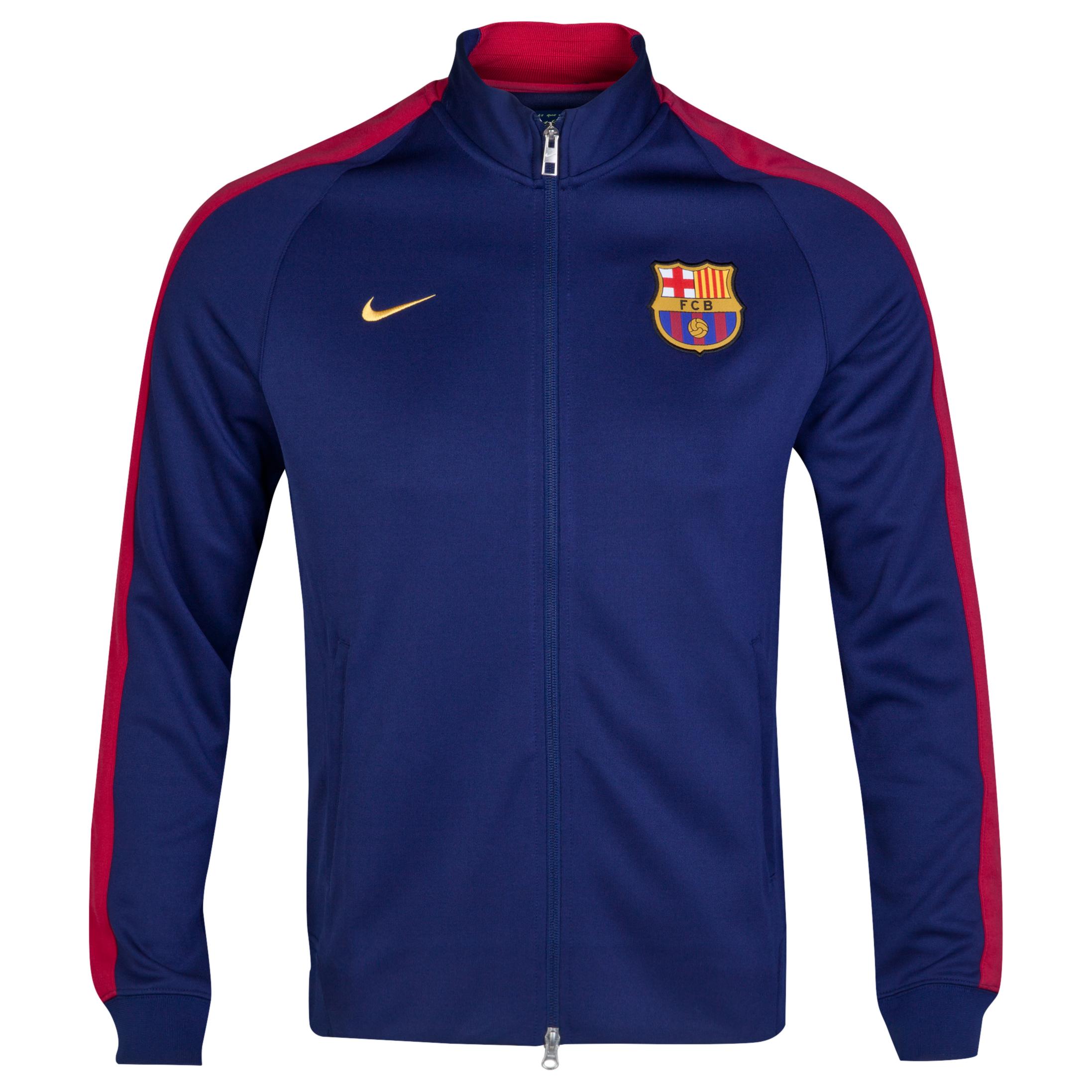Barcelona Authentic N98 Jacket - Kids Blue