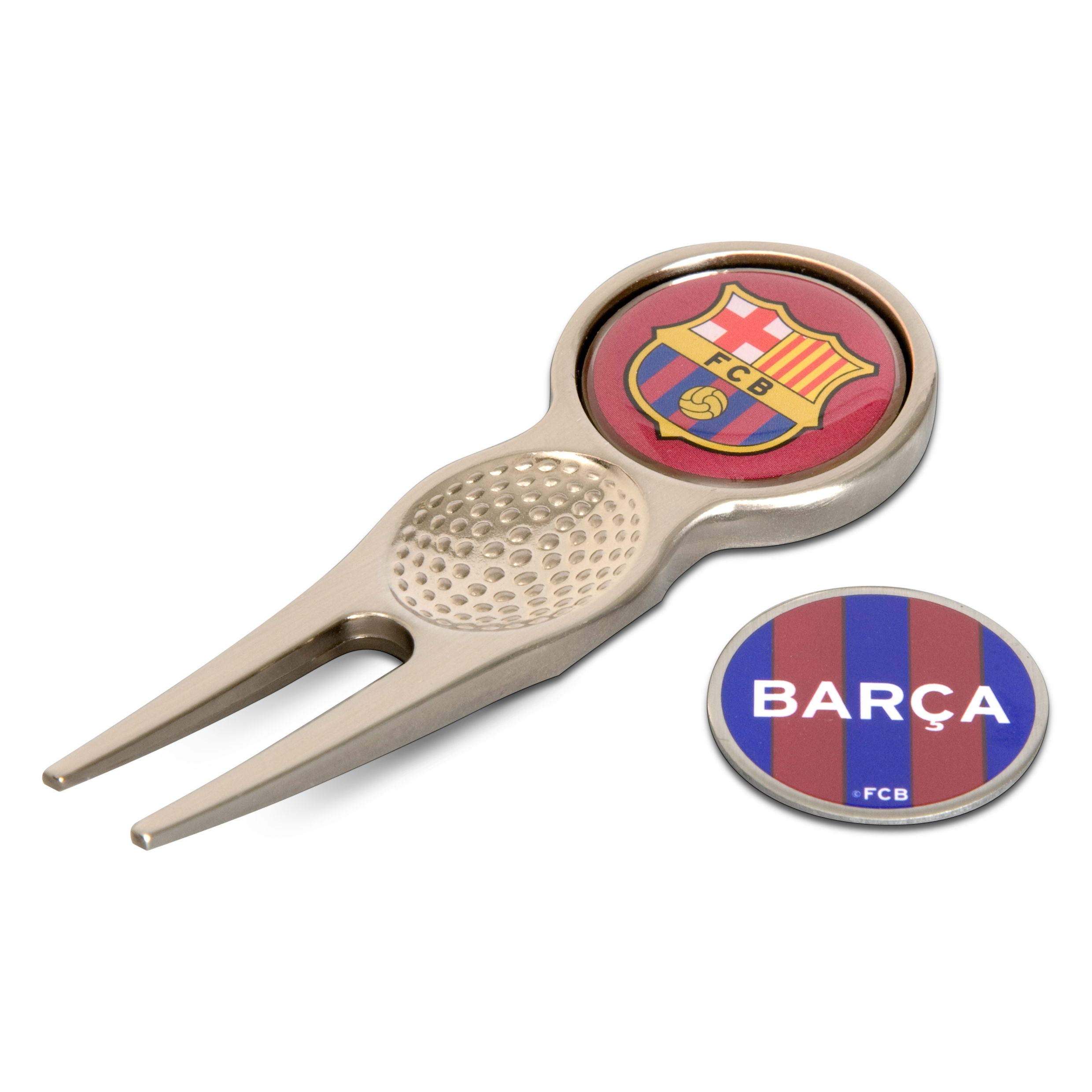 Barcelona Golf Divot Tool and Ball Marker