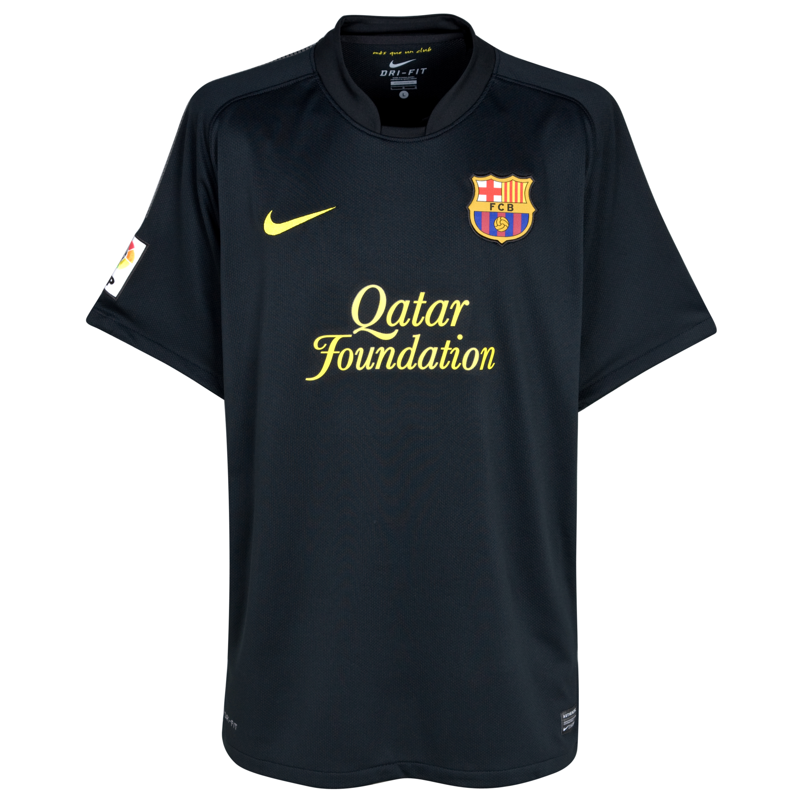 Barcelona Away Shirt 2011/12