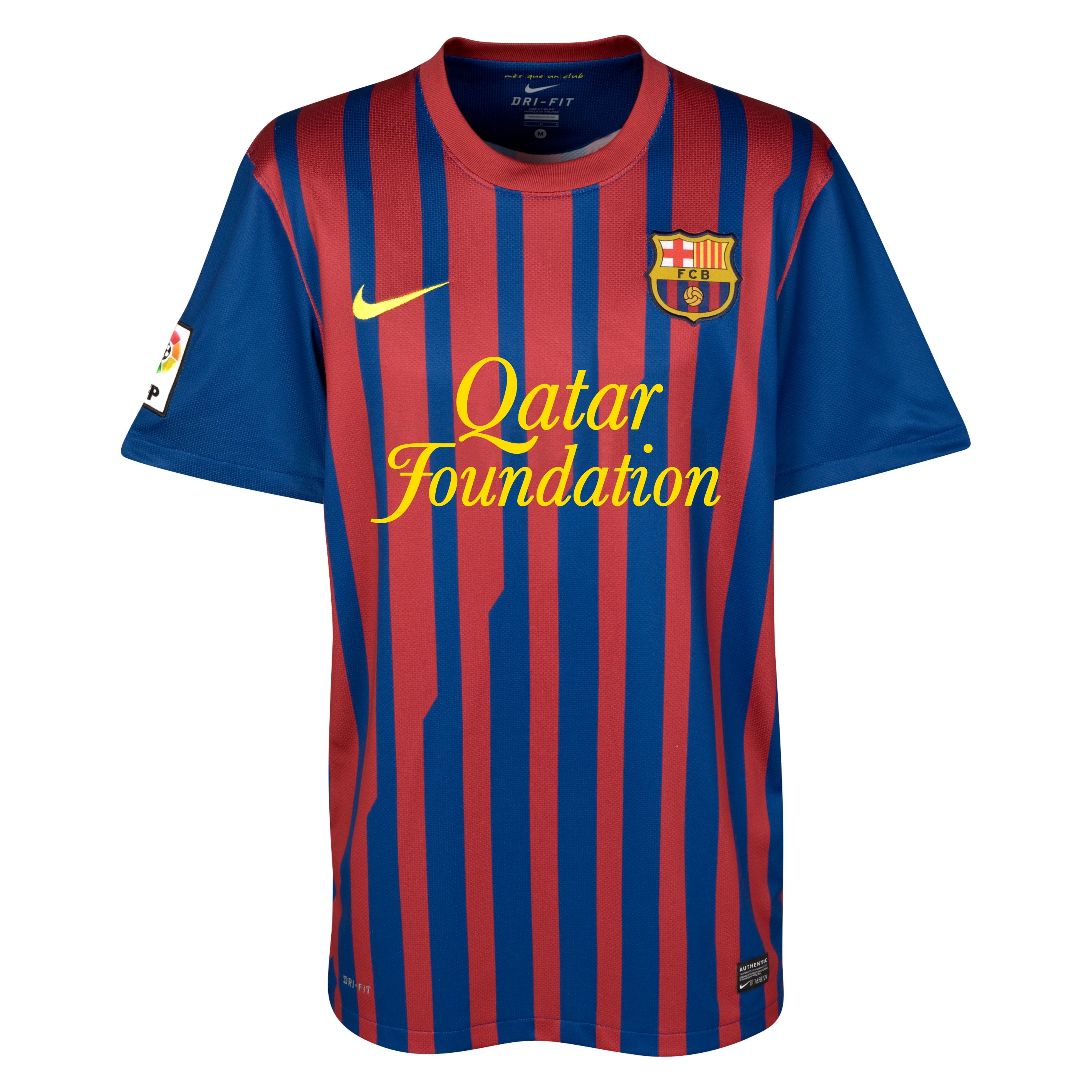 Barcelona Home Shirt 2011/12