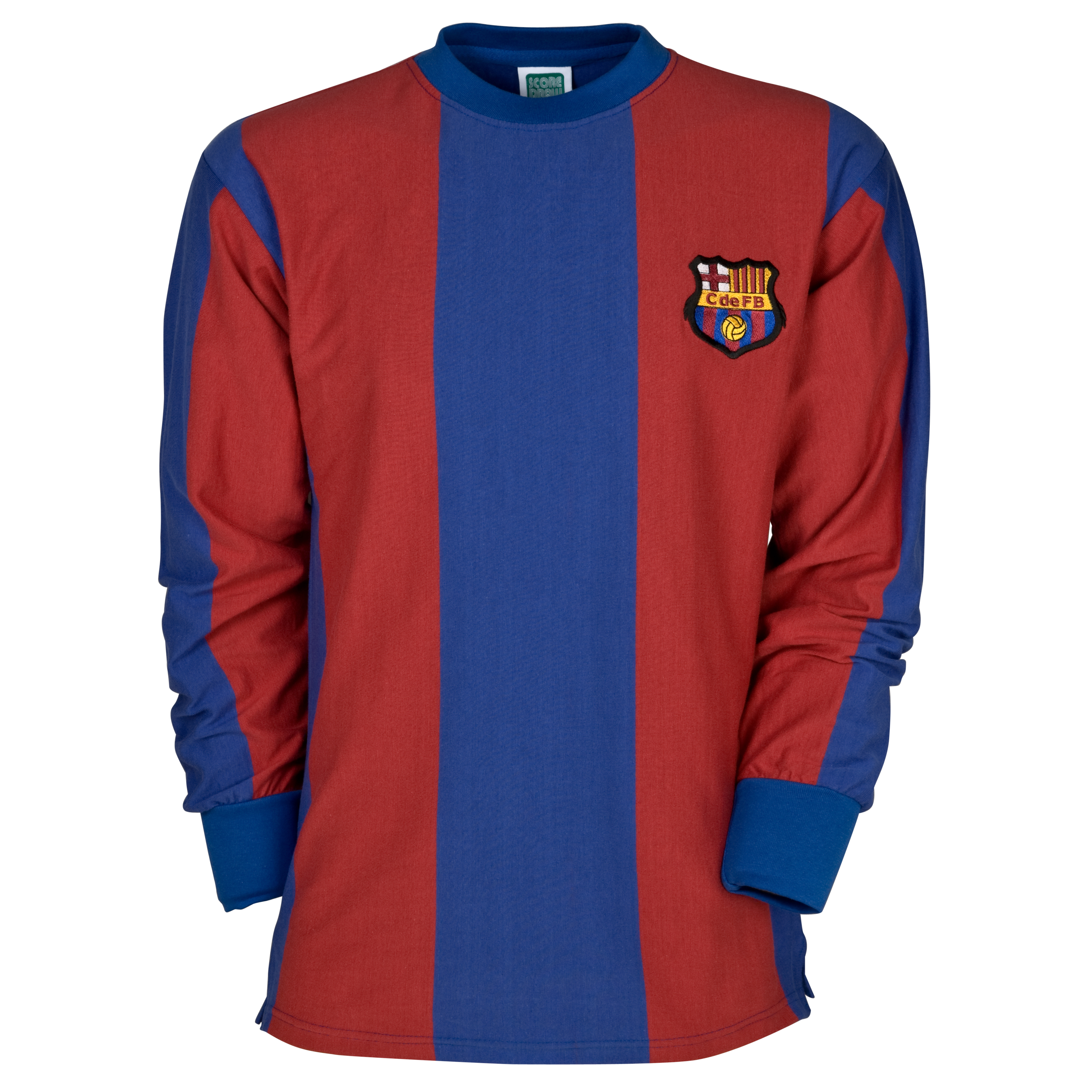 Barcelona 1970 Home Retro Shirt