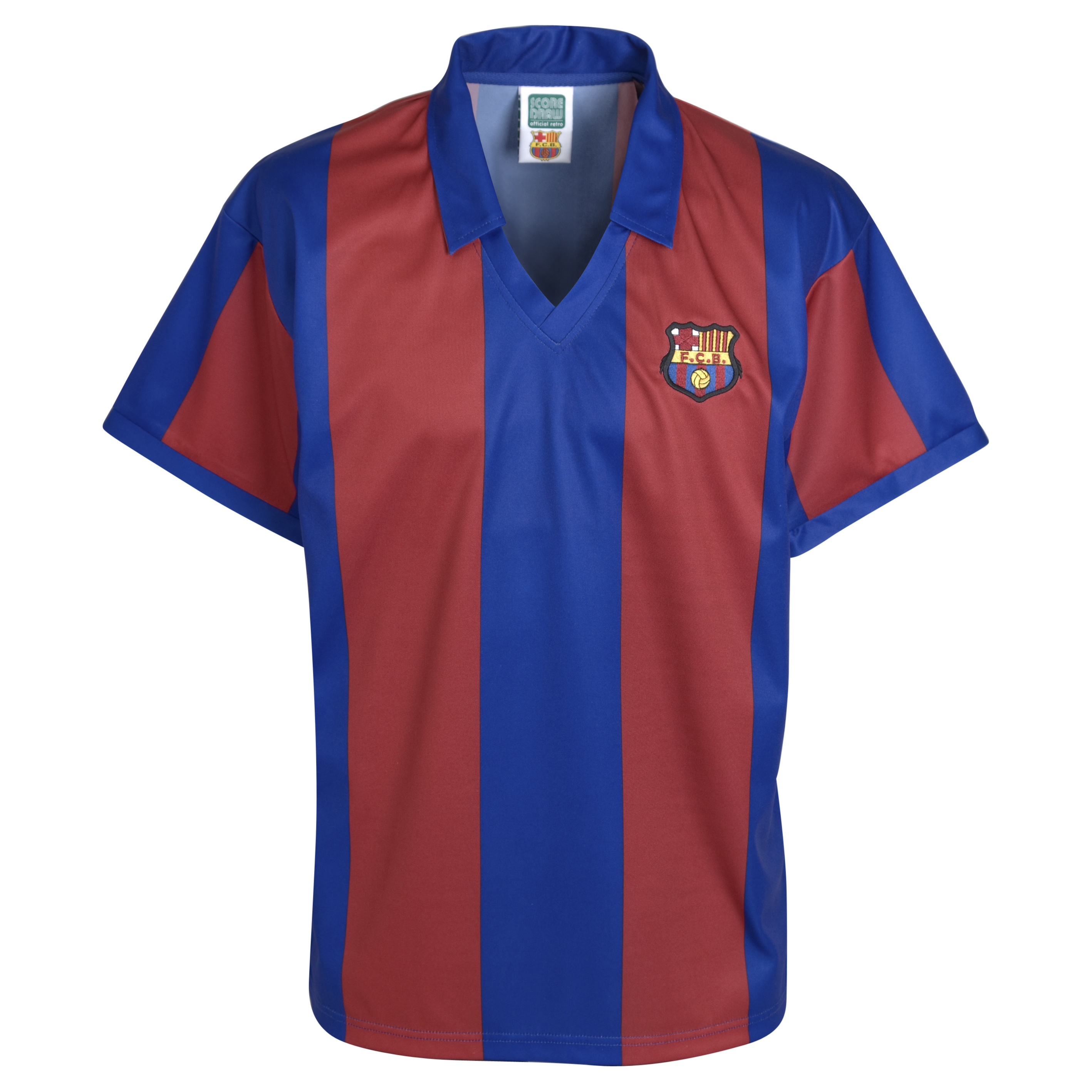 Barcelona 1982 Home Retro Shirt