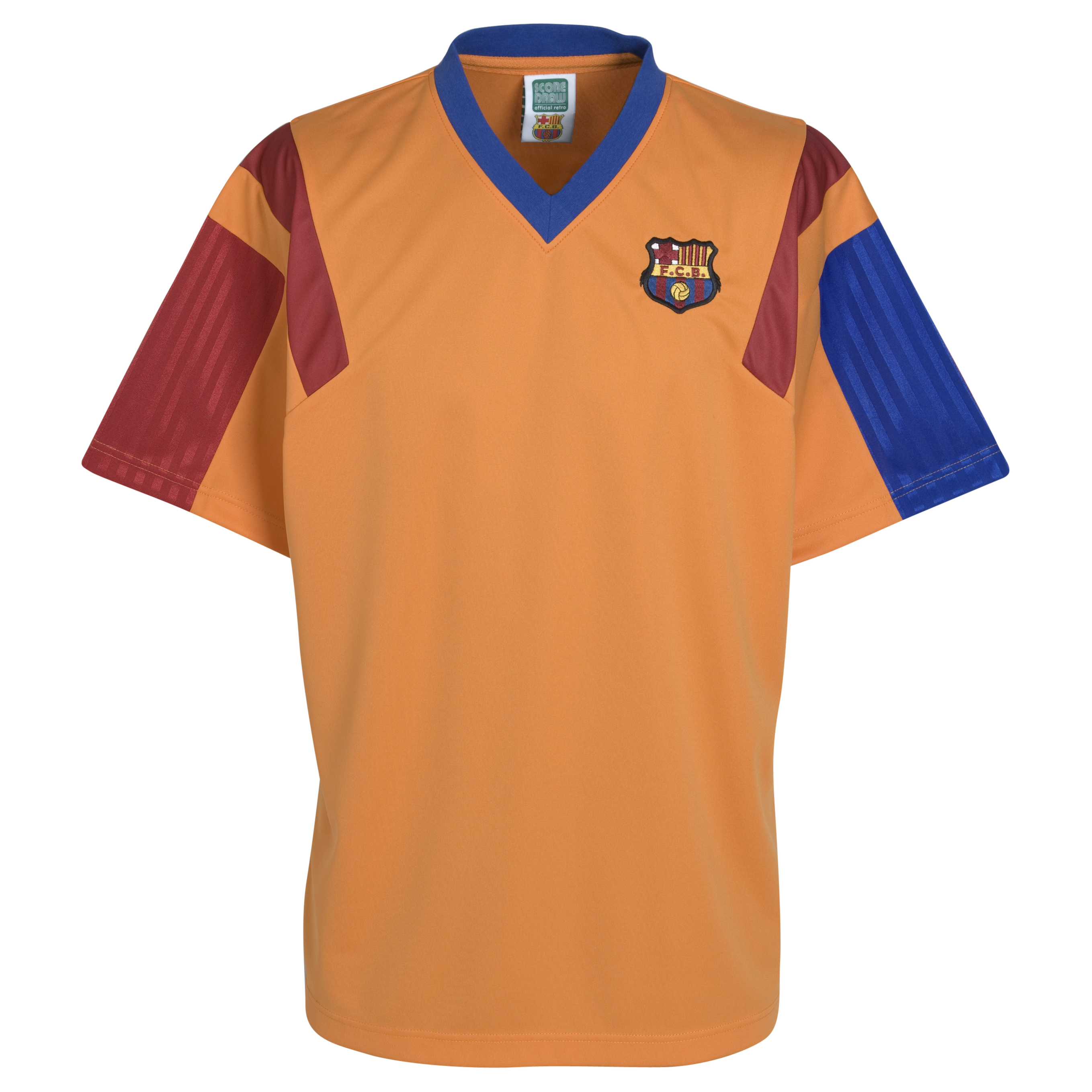 Barcelona 1992 Away Retro Shirt