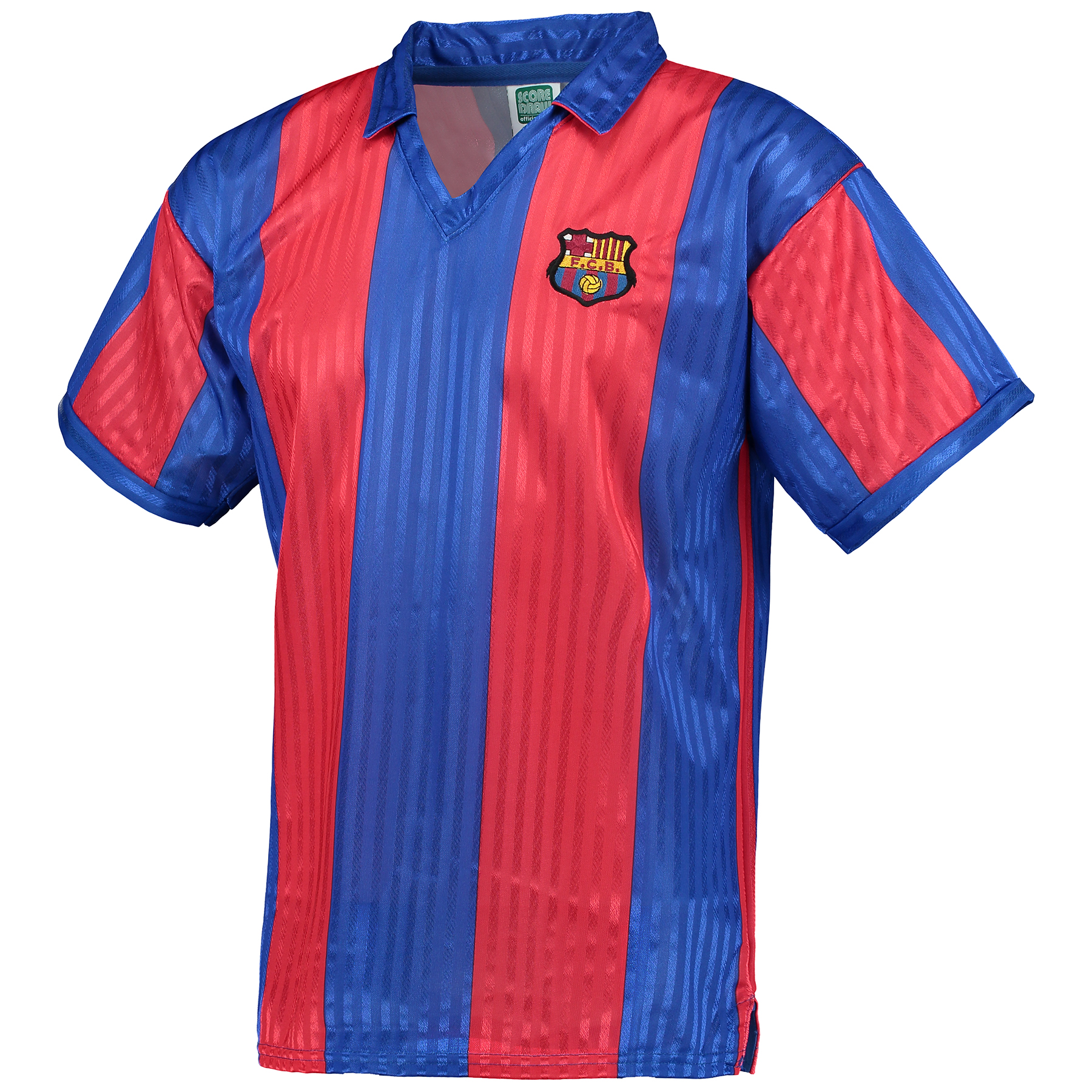 Barcelona Retro Home Shirt