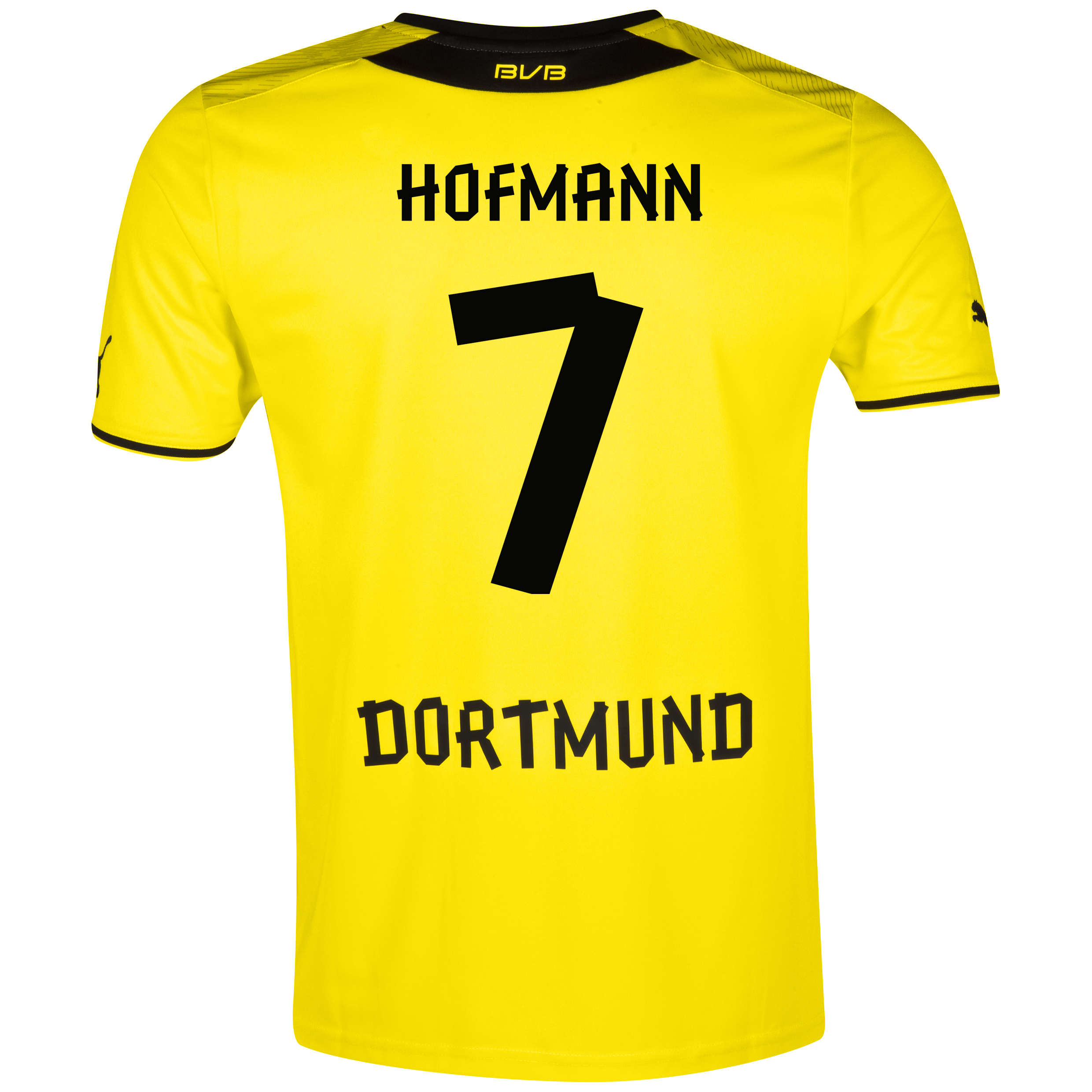 BVB Home Shirt 2013/14 with Hofmann 7 printing