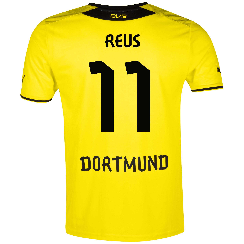 BVB Home Shirt 2013/14 with Reus 11 printing