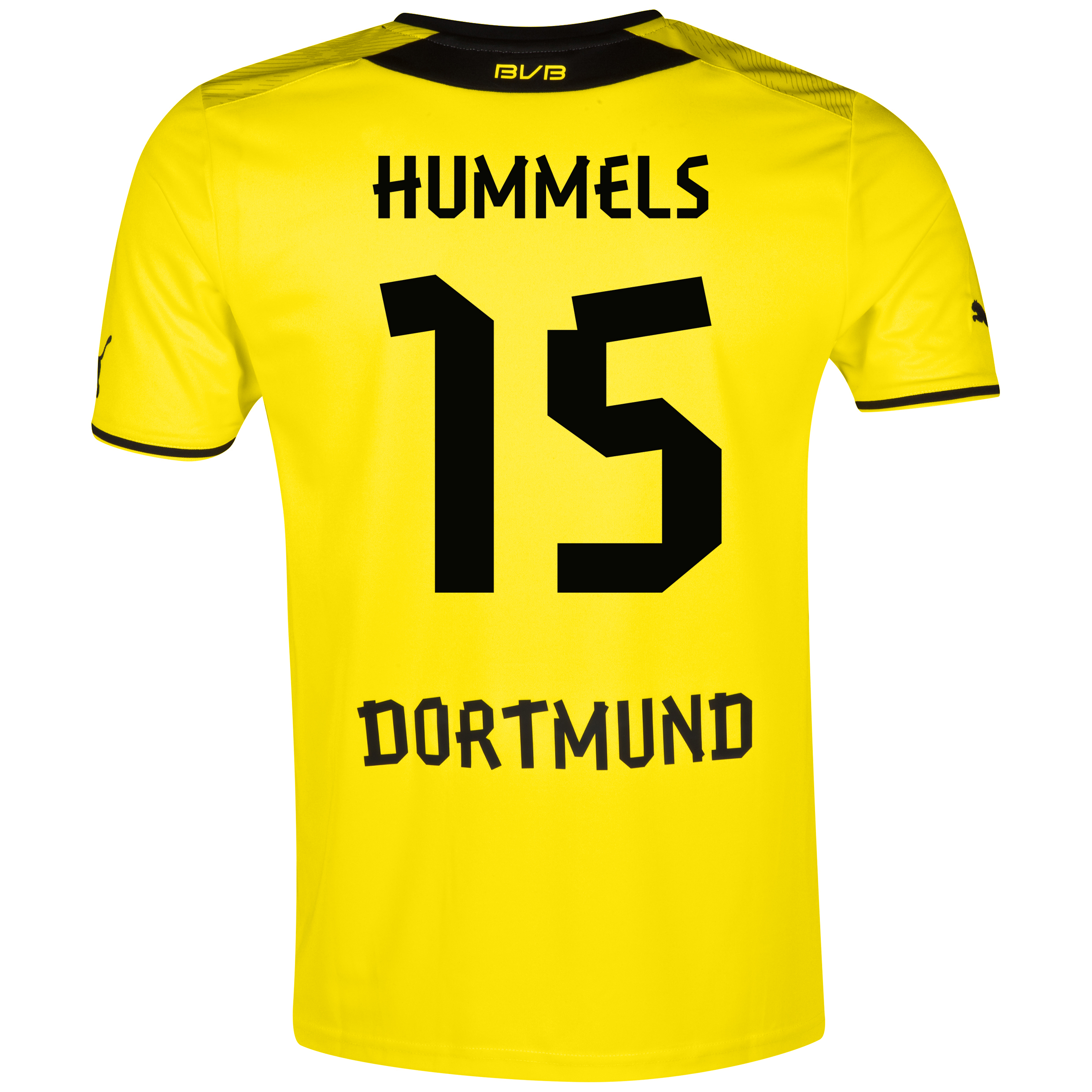 BVB Home Shirt 2013/14 with Hummels 15 printing