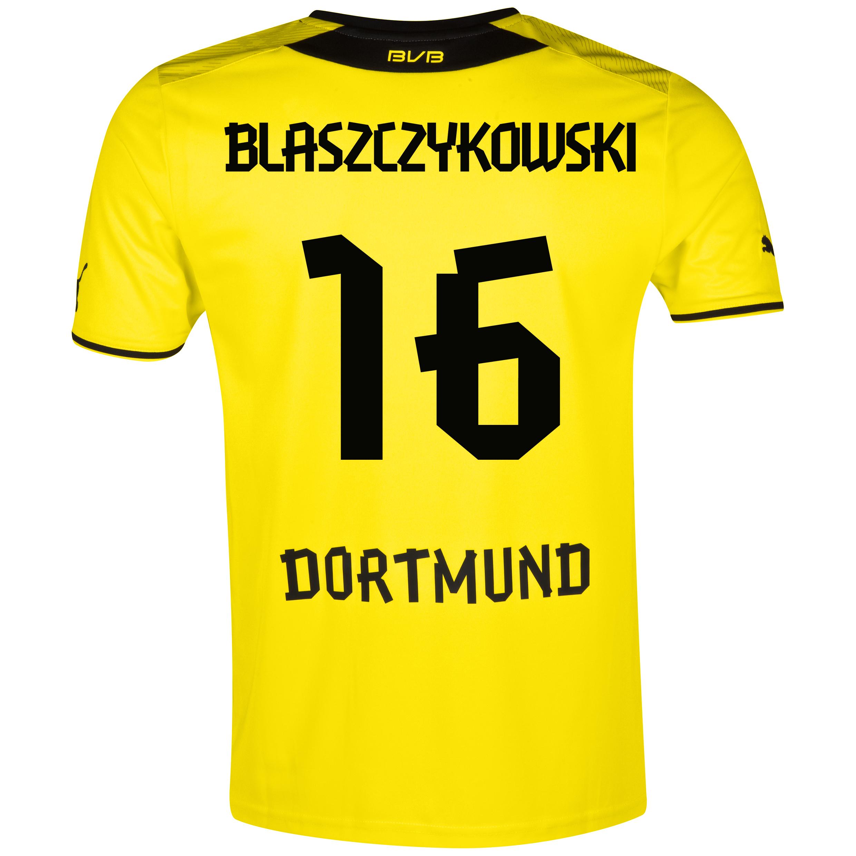 BVB Home Shirt 2013/14 with Blaszczykowski 16 printing