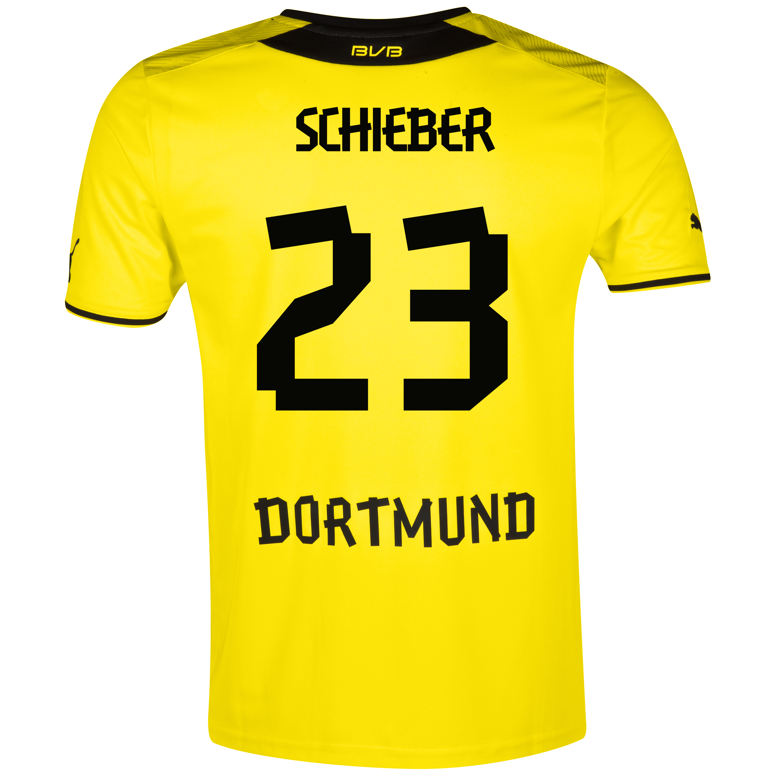 BVB Home Shirt 2013/14 with Schieber 23 printing