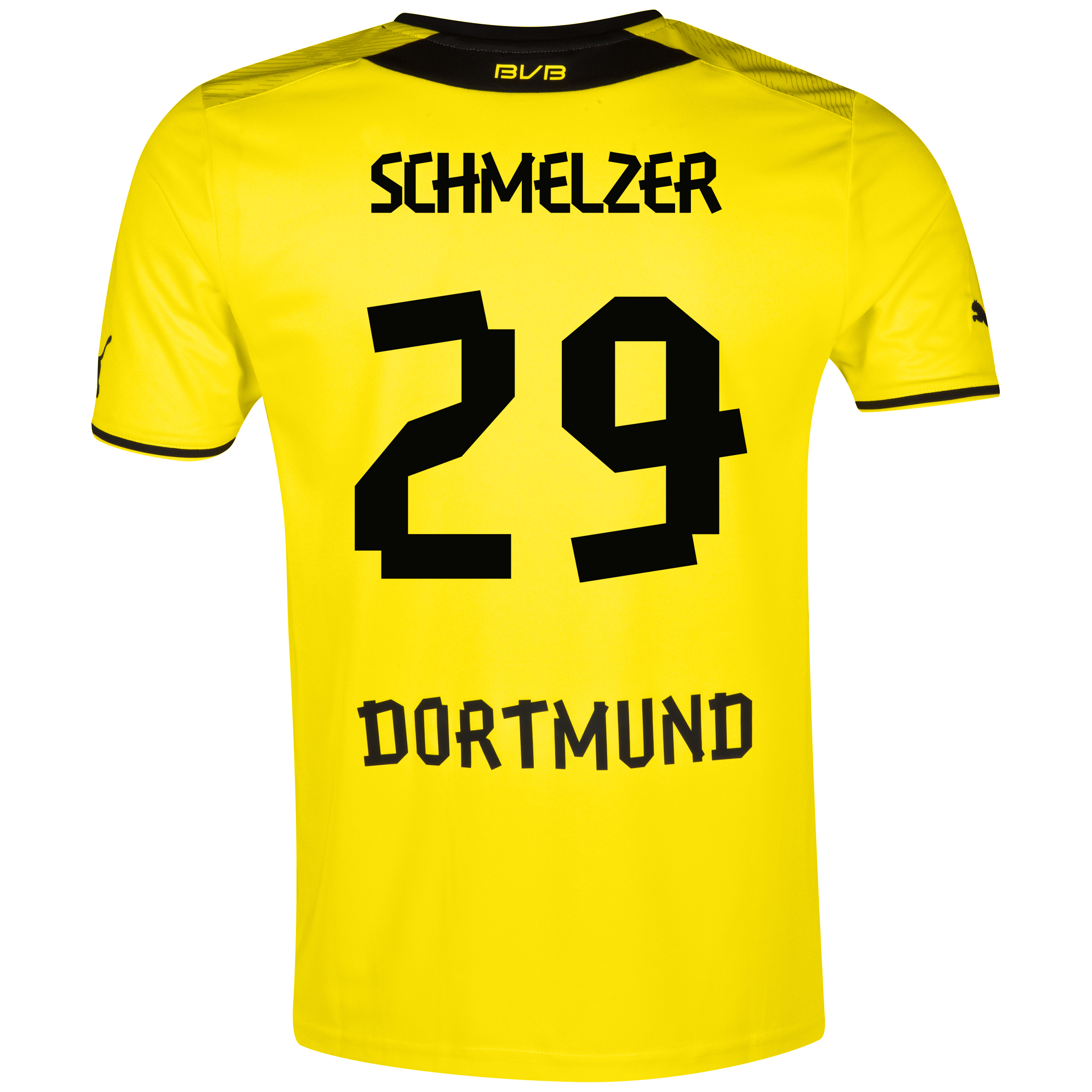 BVB Home Shirt 2013/14 with Schmelzer 29 printing